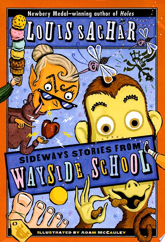 "Image for ""Sideways Stories from Wayside School"""