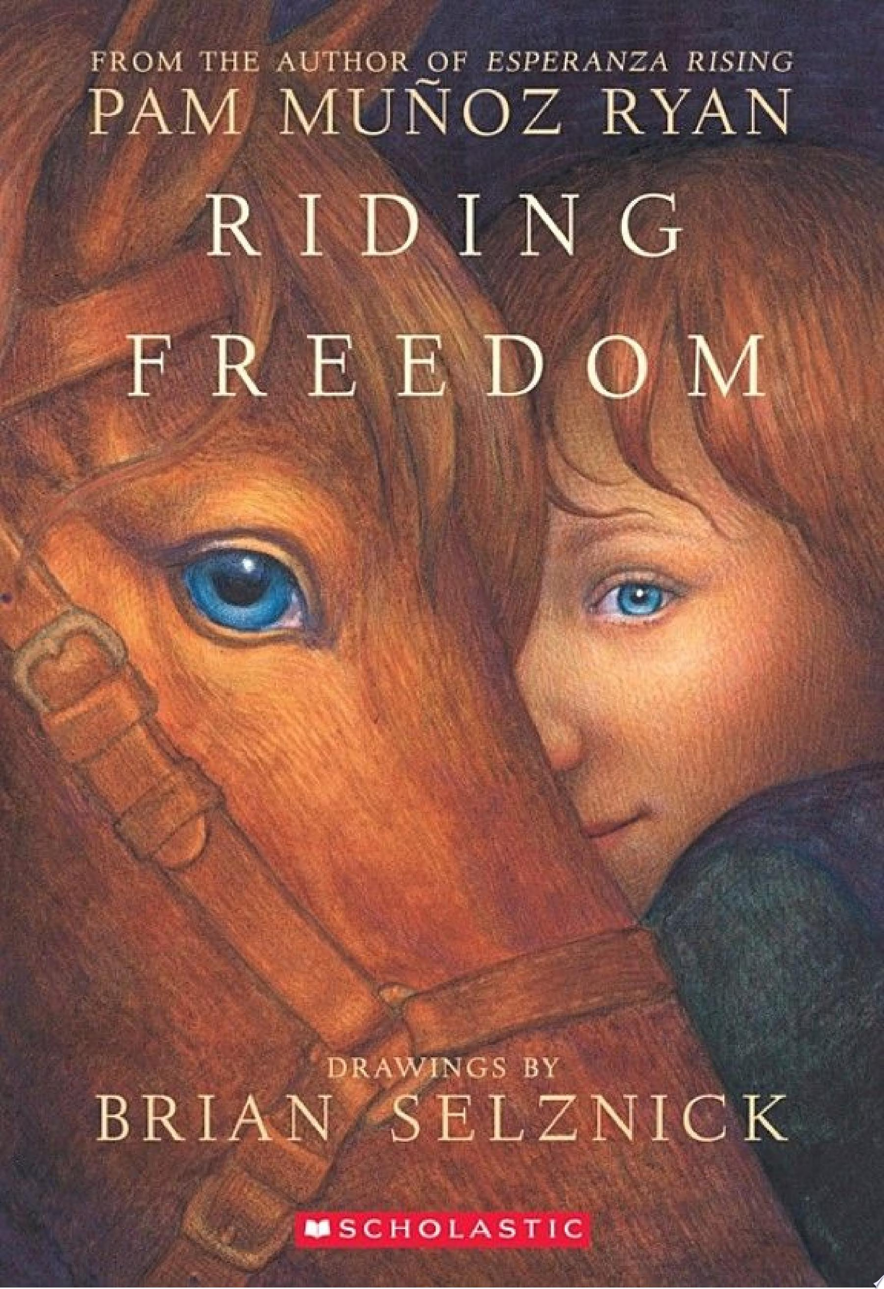 "Image for ""Riding Freedom"""