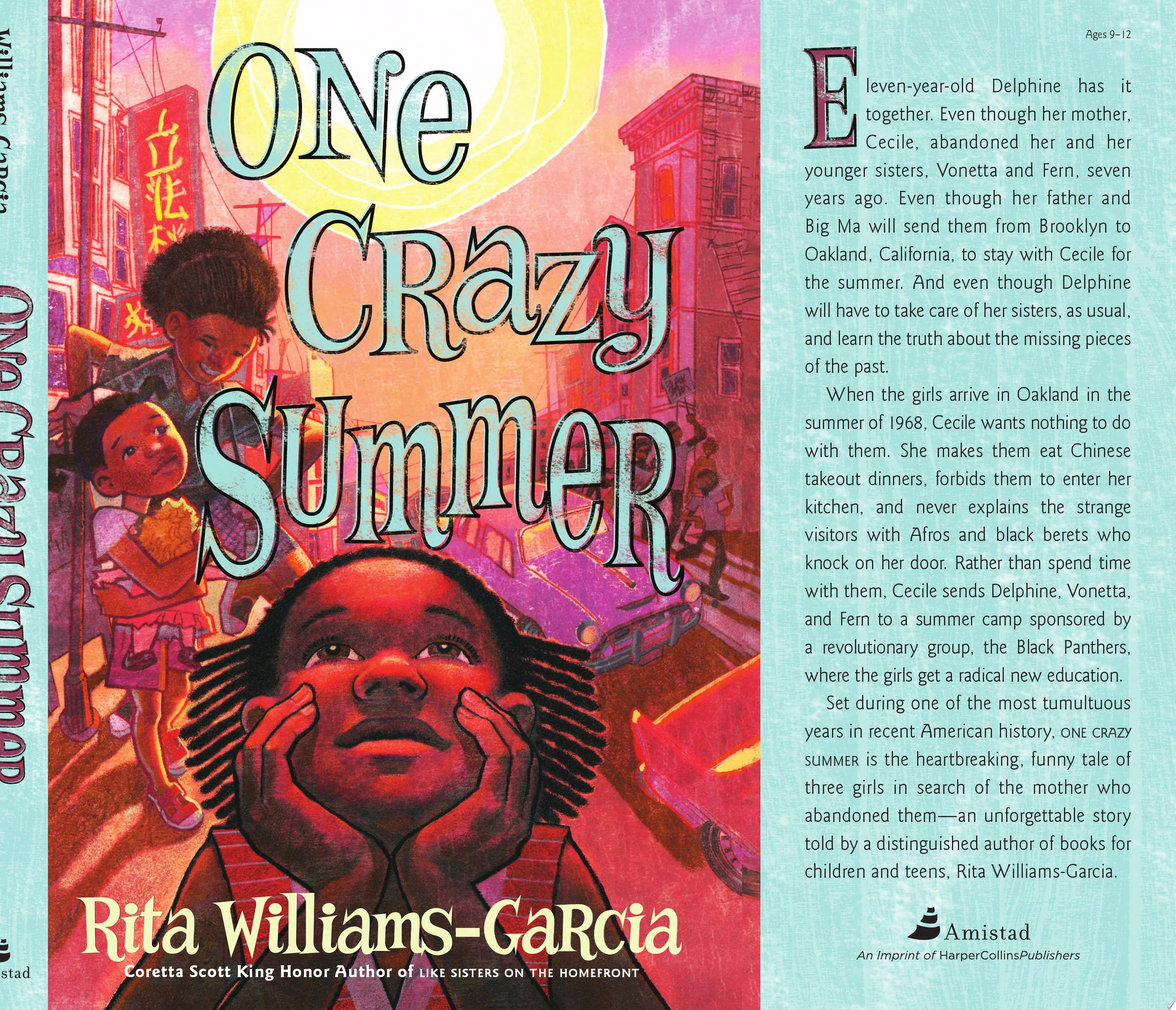 "Image for ""One Crazy Summer"""