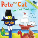 "Image for ""Pete the Cat: The First Thanksgiving"""