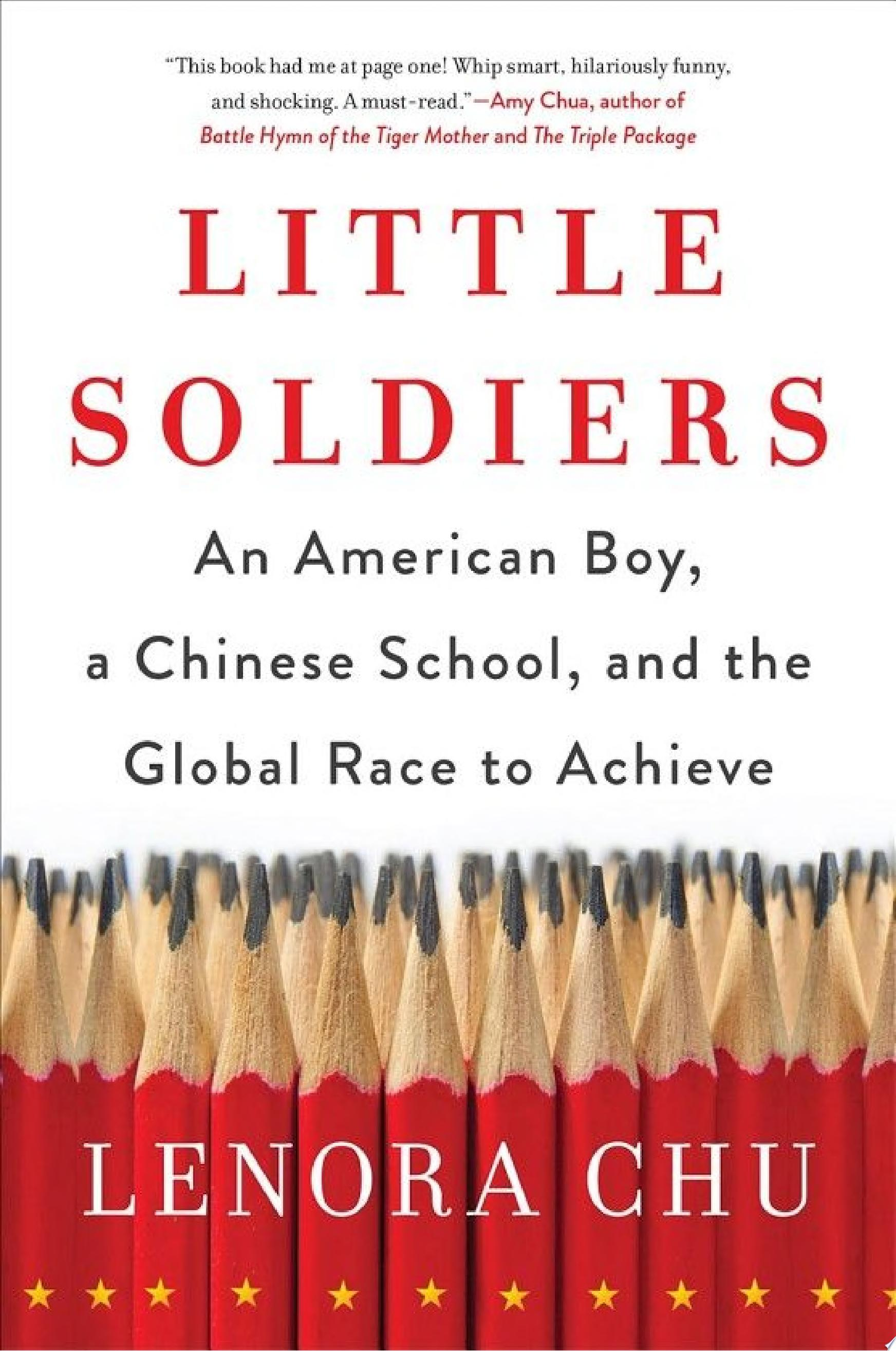"Image for ""Little Soldiers"""