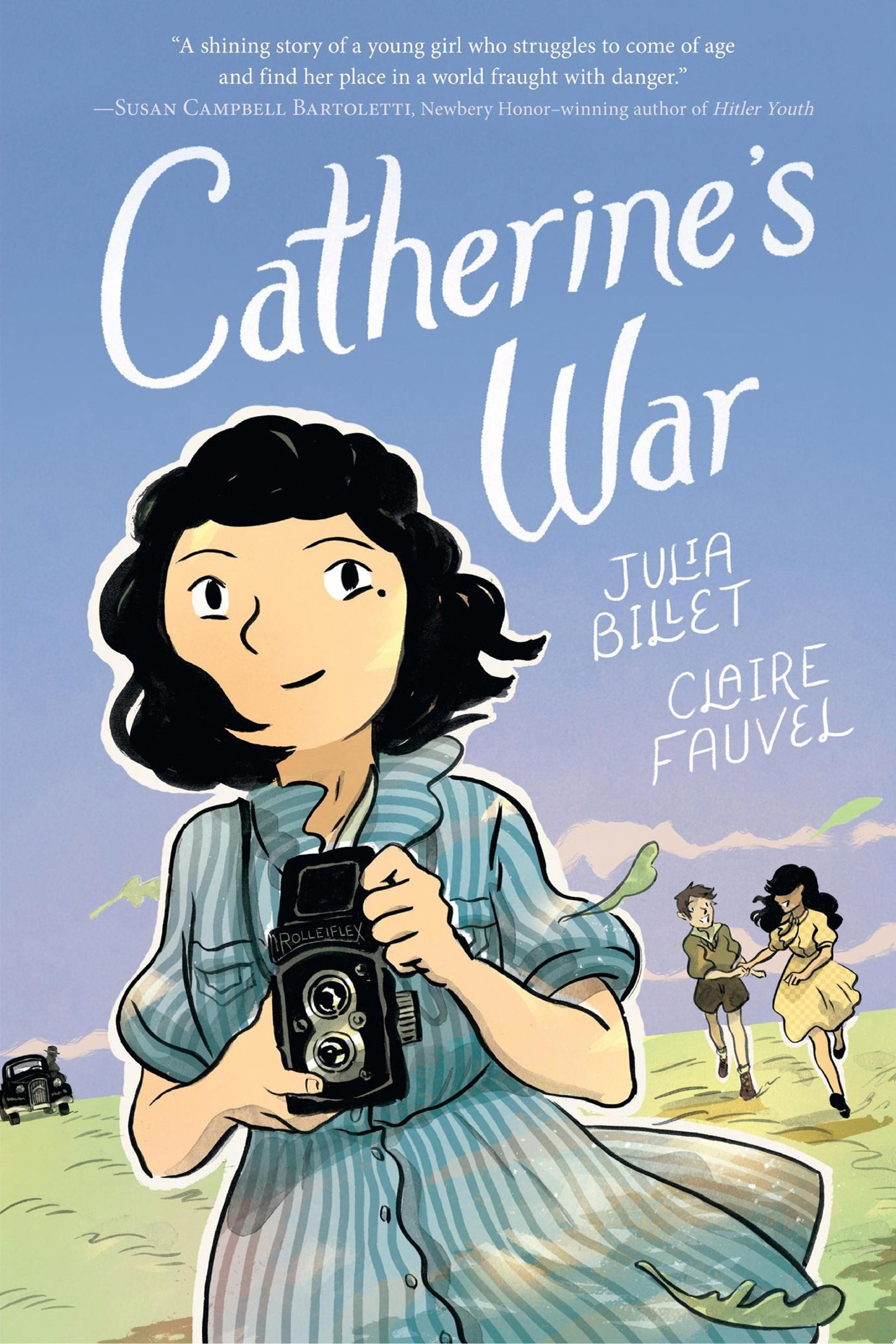 "Image for ""Catherine's War"""