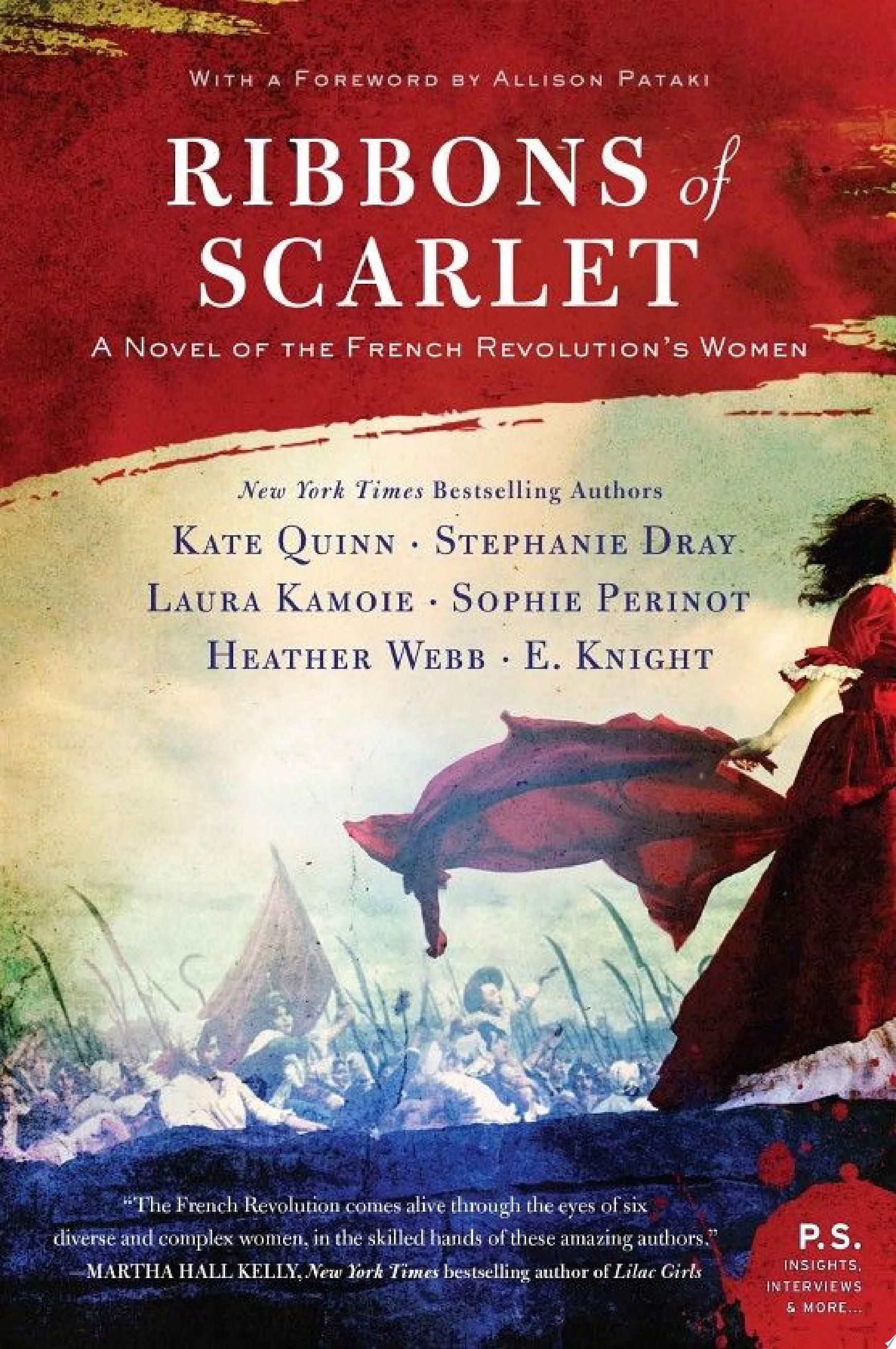 "Image for ""Ribbons of Scarlet"""