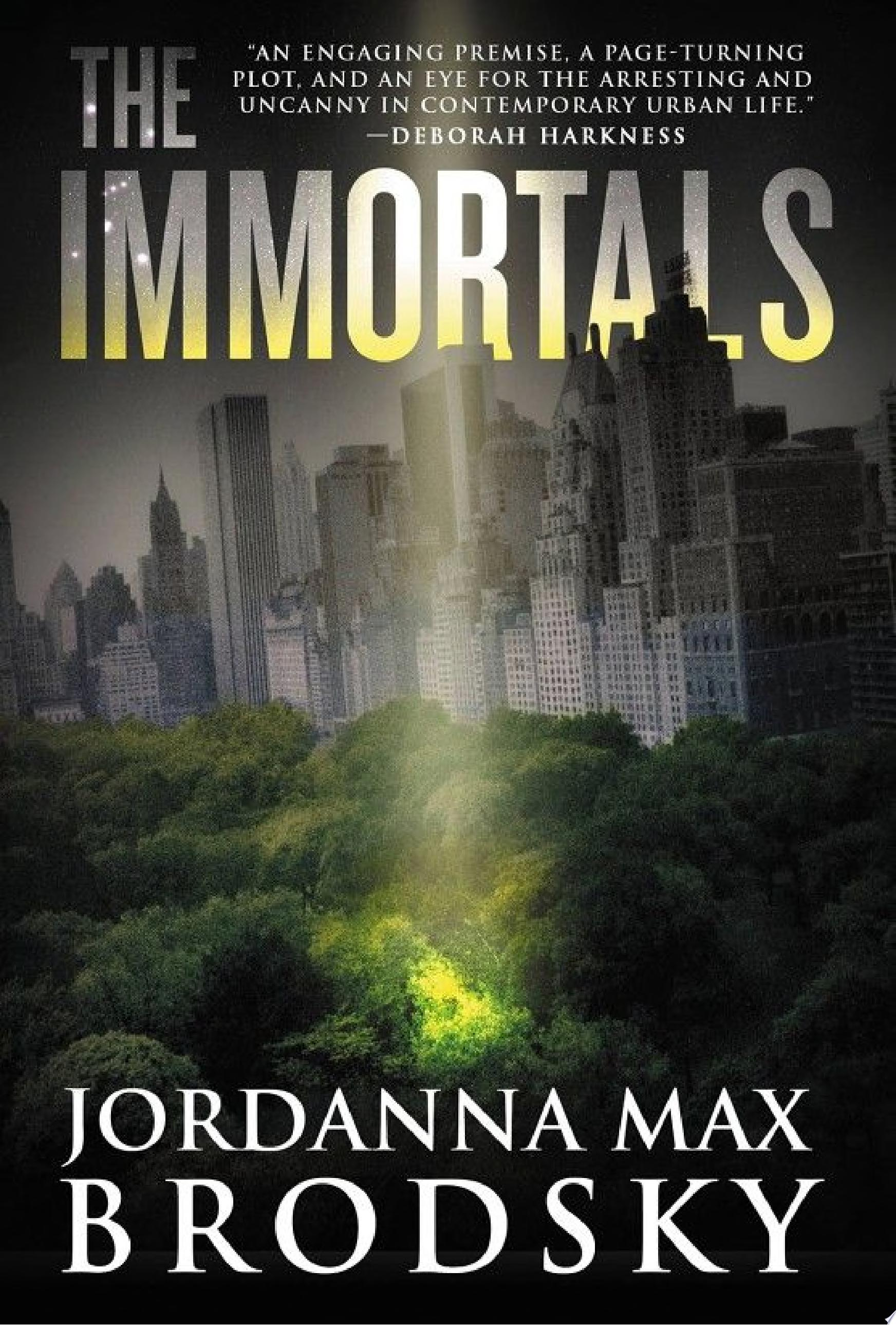 "Image for ""The Immortals"""
