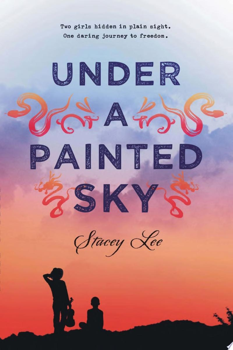 "Image for ""Under a Painted Sky"""