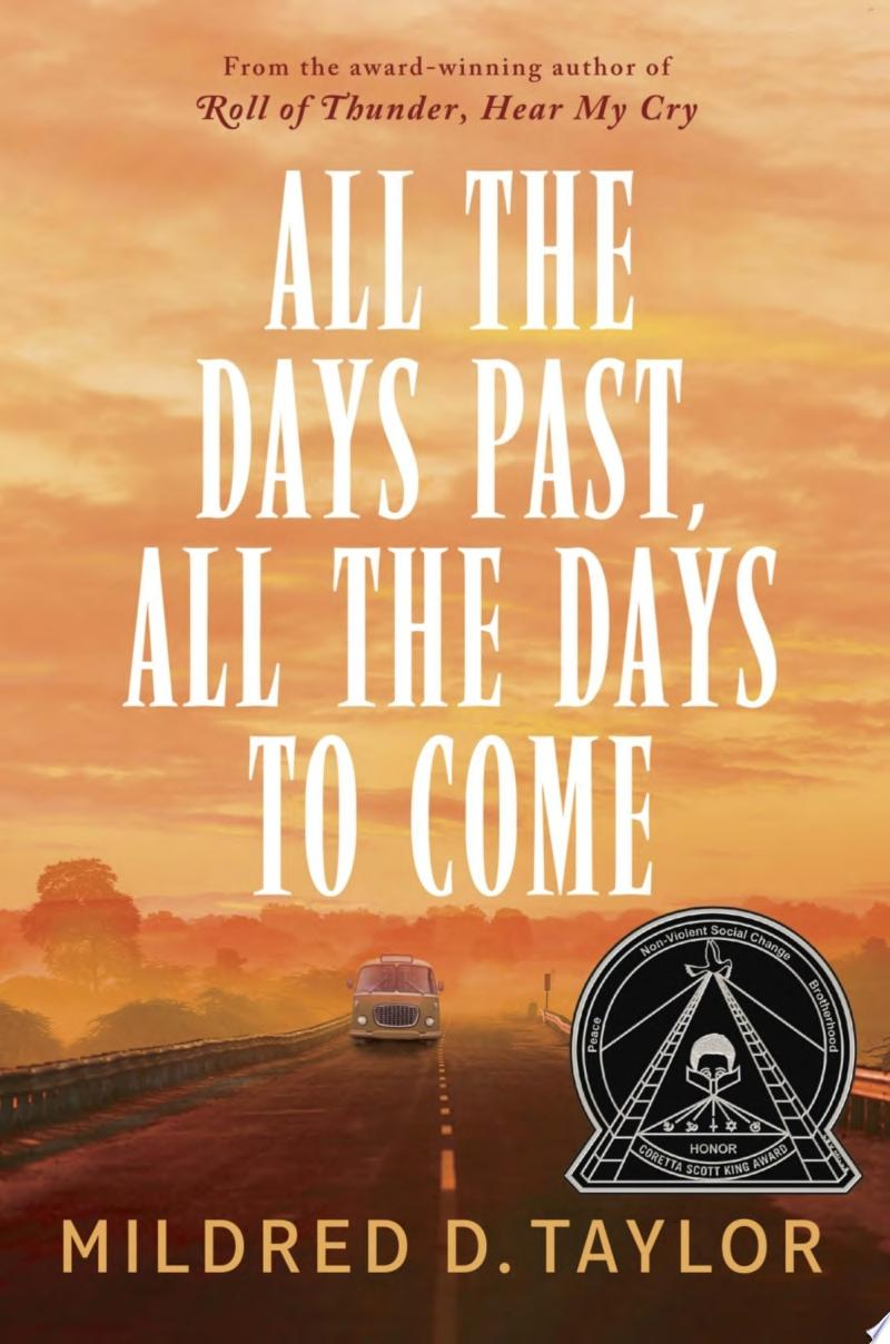 "Image for ""All the Days Past, All the Days to Come"""