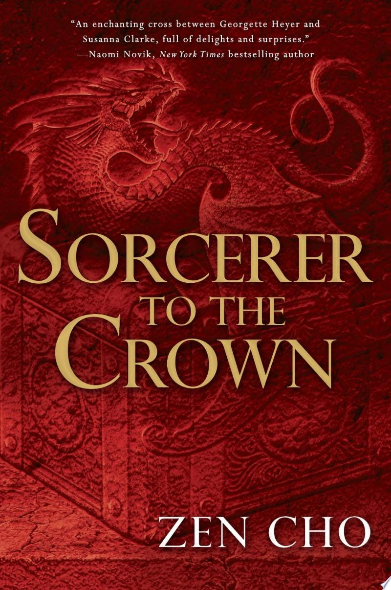 "Image for ""Sorcerer to the Crown"""