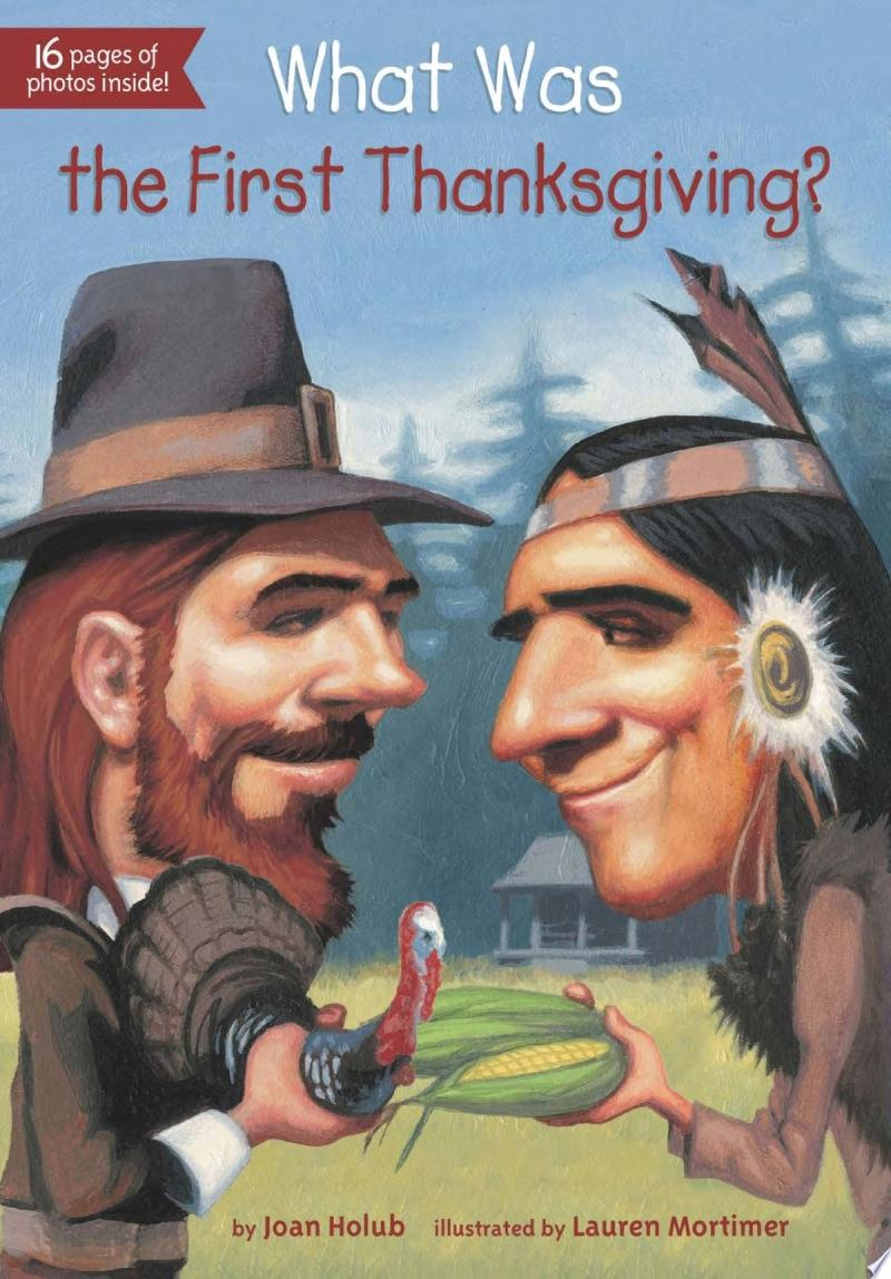 "Image for ""What Was the First Thanksgiving?"""