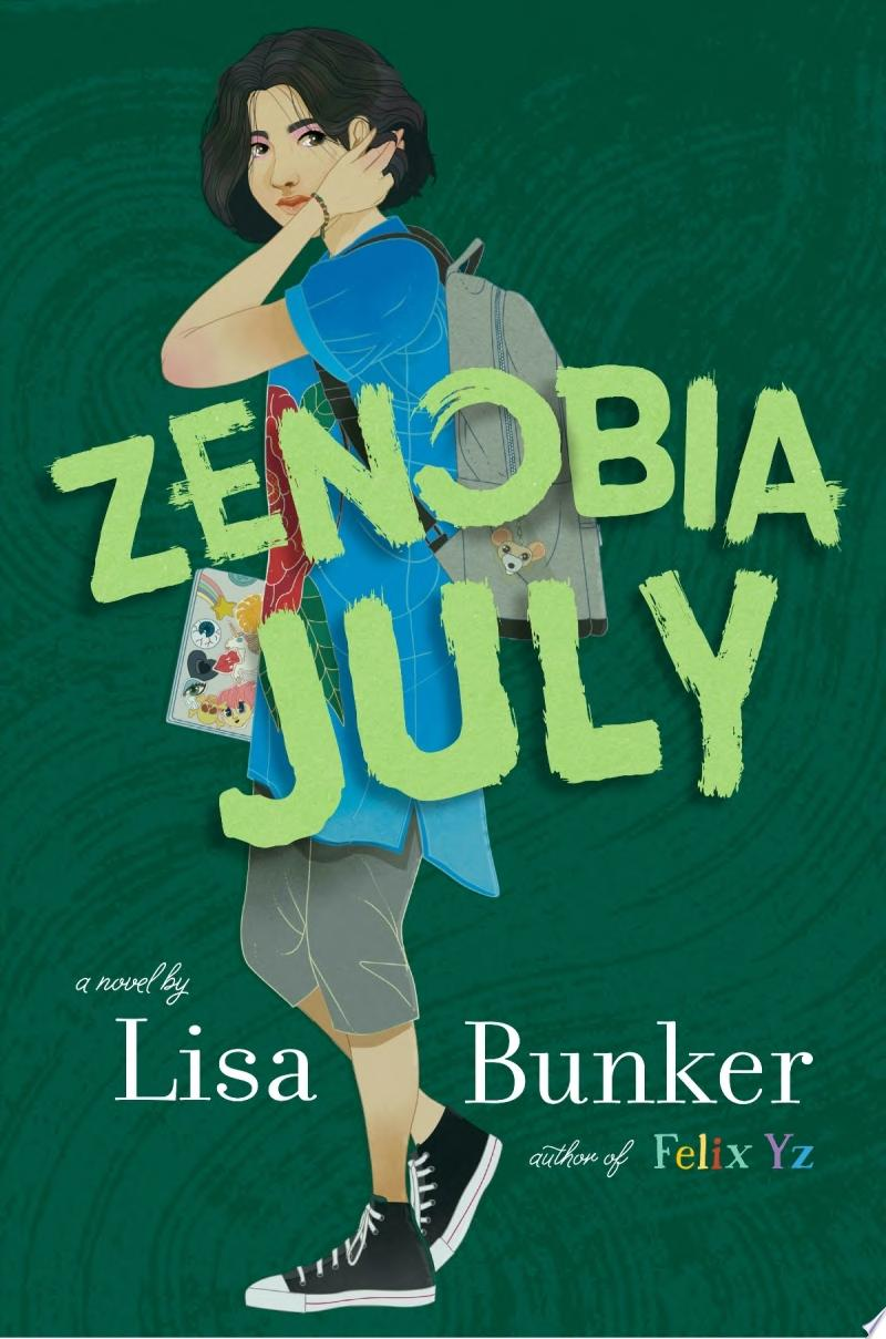 "Image for ""Zenobia July"""