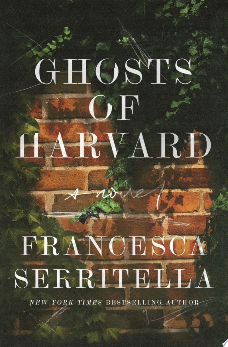 "Image for ""Ghosts of Harvard"""