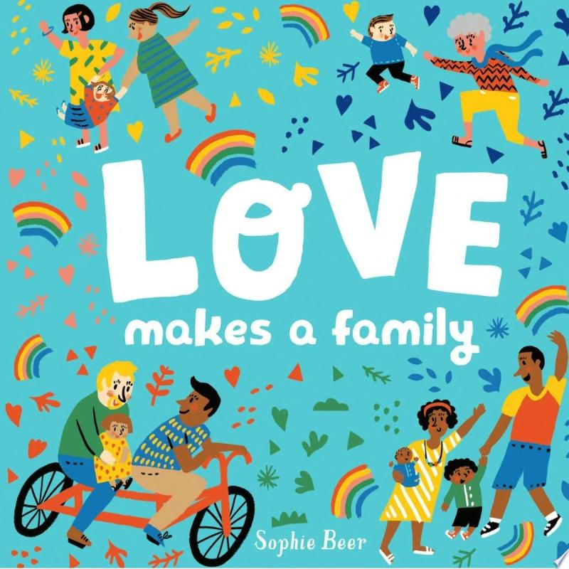 "Image for ""Love Makes a Family"""