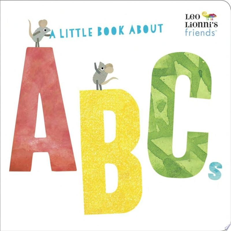 "Image for ""A Little Book about ABCs"""