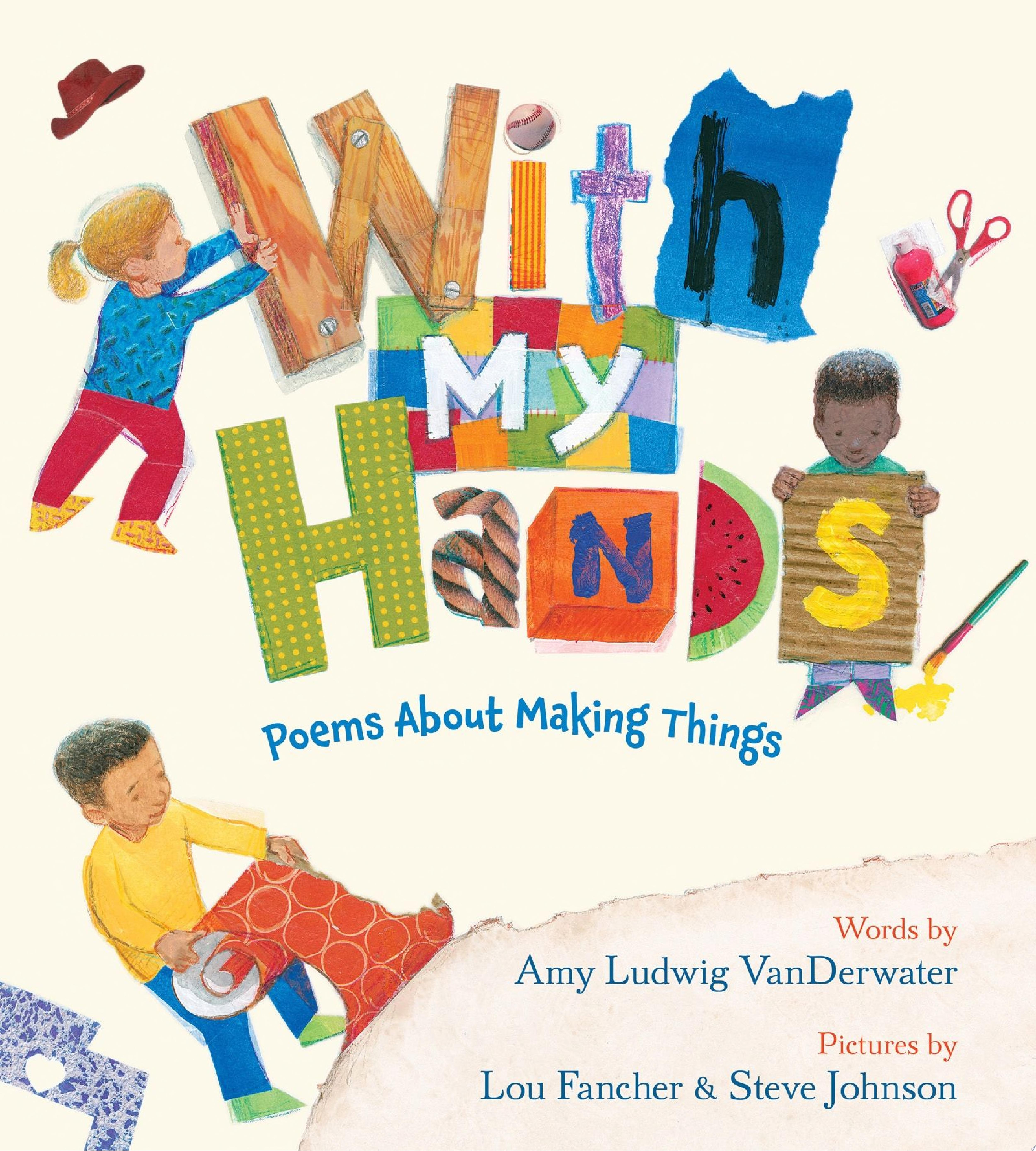 "Image for ""With My Hands"""