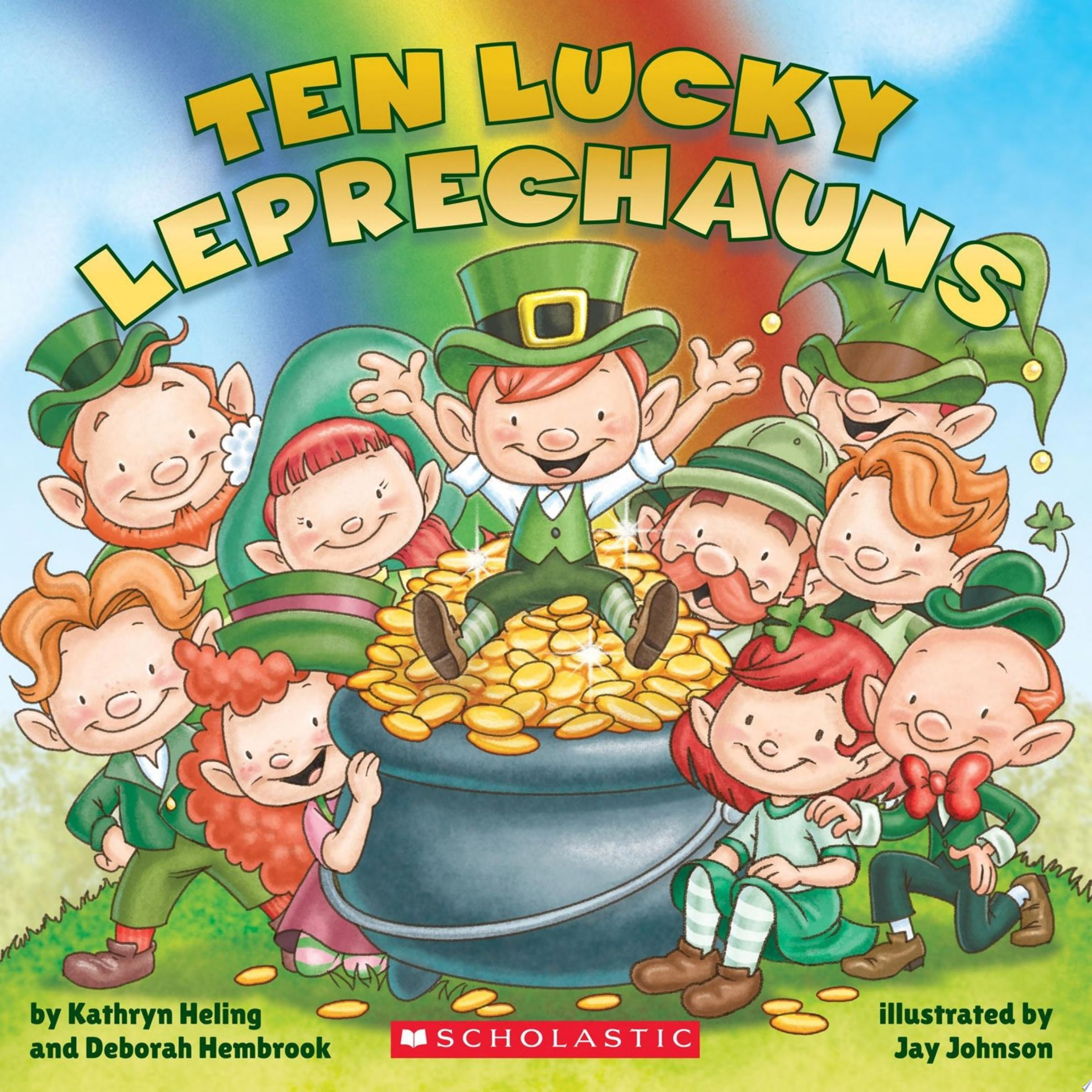 "Image for ""Ten Lucky Leprechauns"""