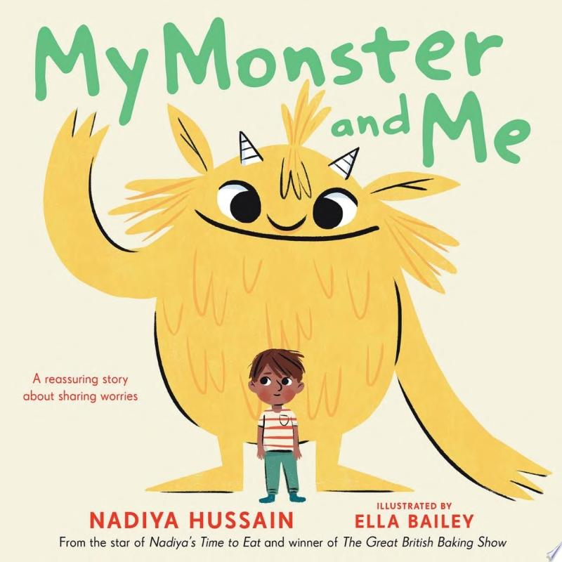 "Image for ""My Monster and Me"""