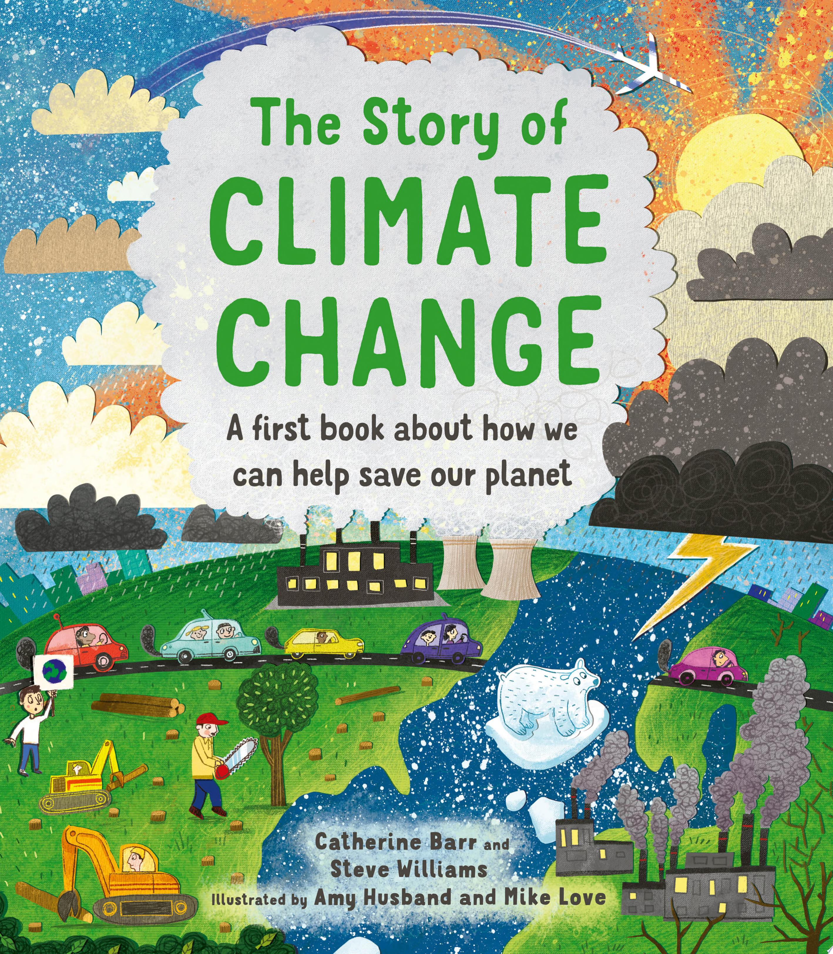 "Image for ""The Story of Climate Change"""