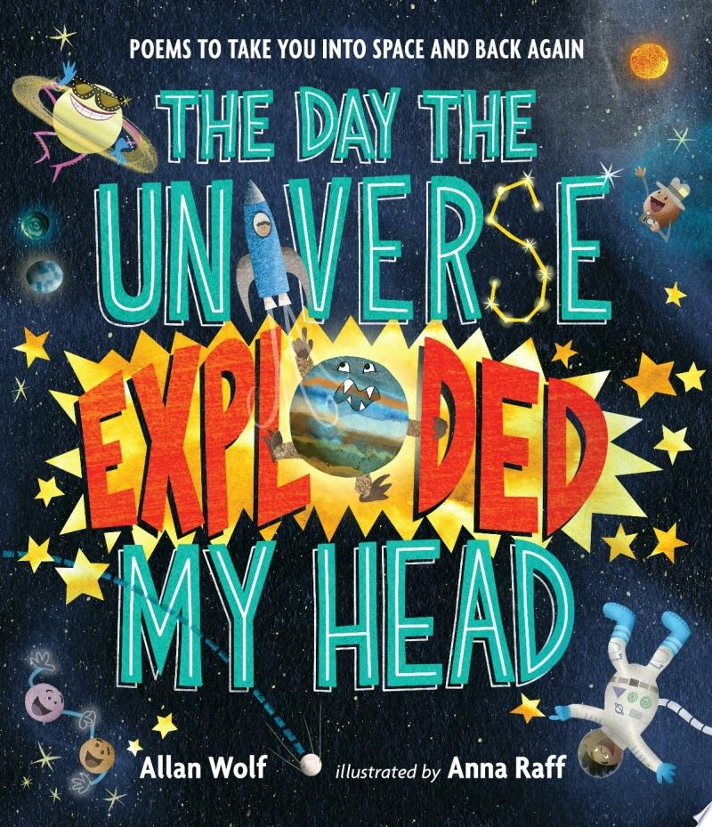 "Image for ""The Day the Universe Exploded My Head"""