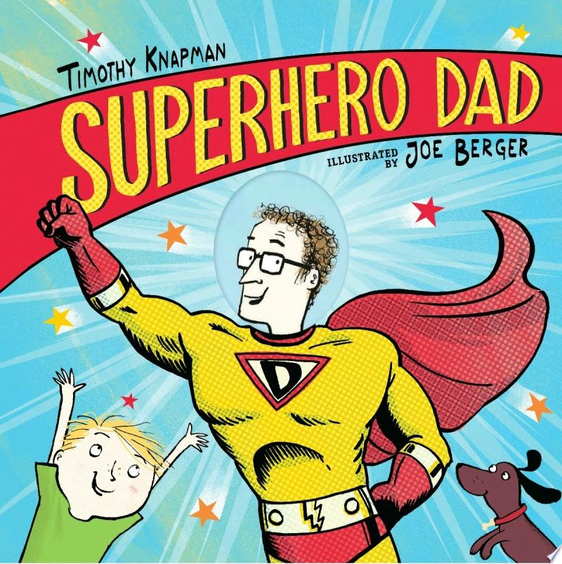 "Image for ""Superhero Dad"""