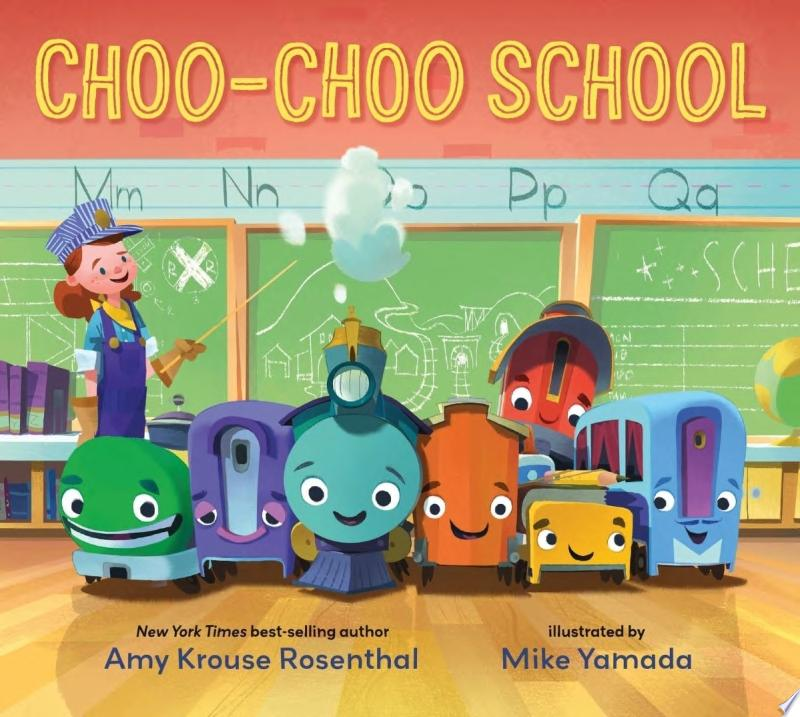 "Image for ""Choo-Choo School"""