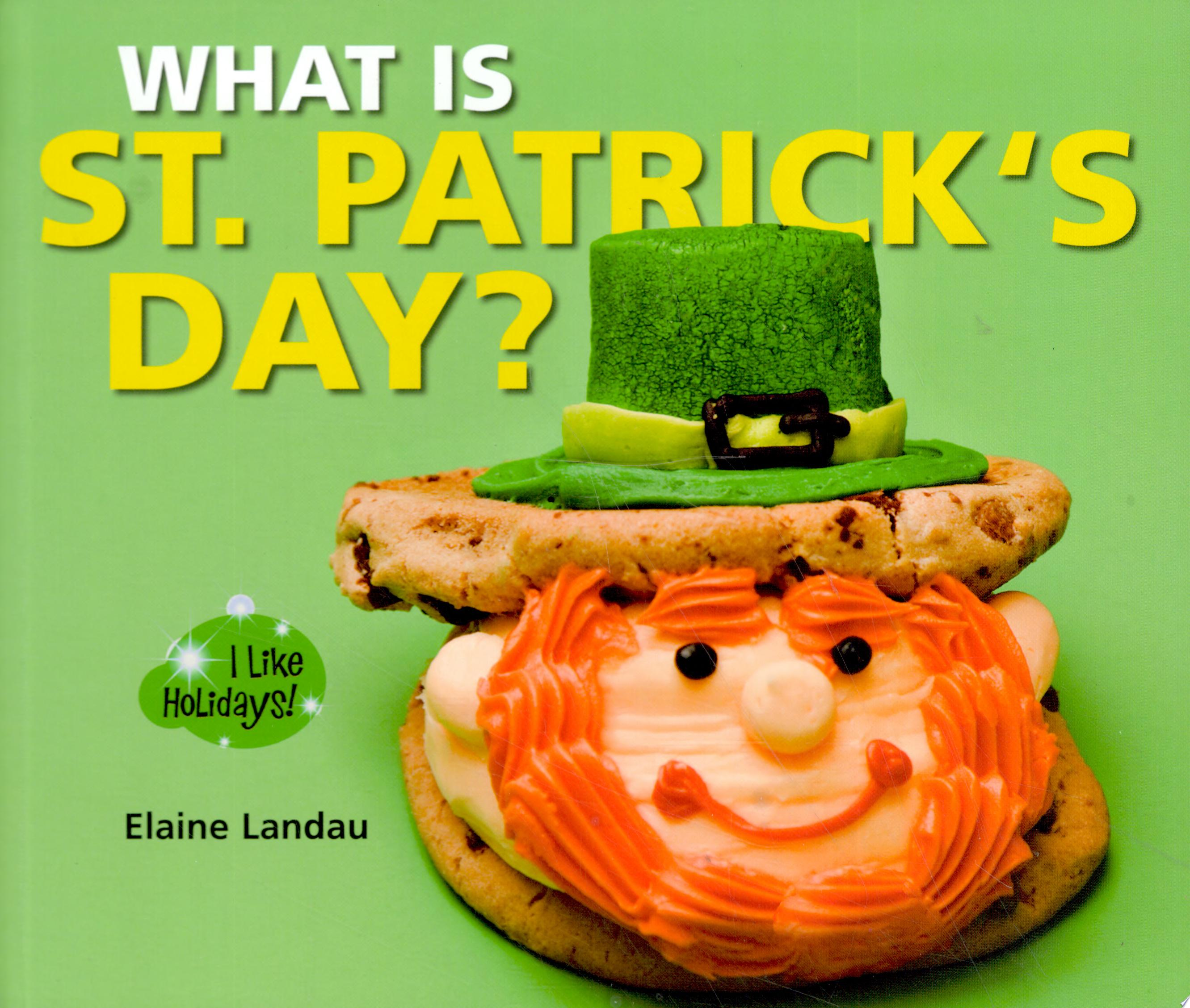 "Image for ""What Is St. Patrick's Day?"""