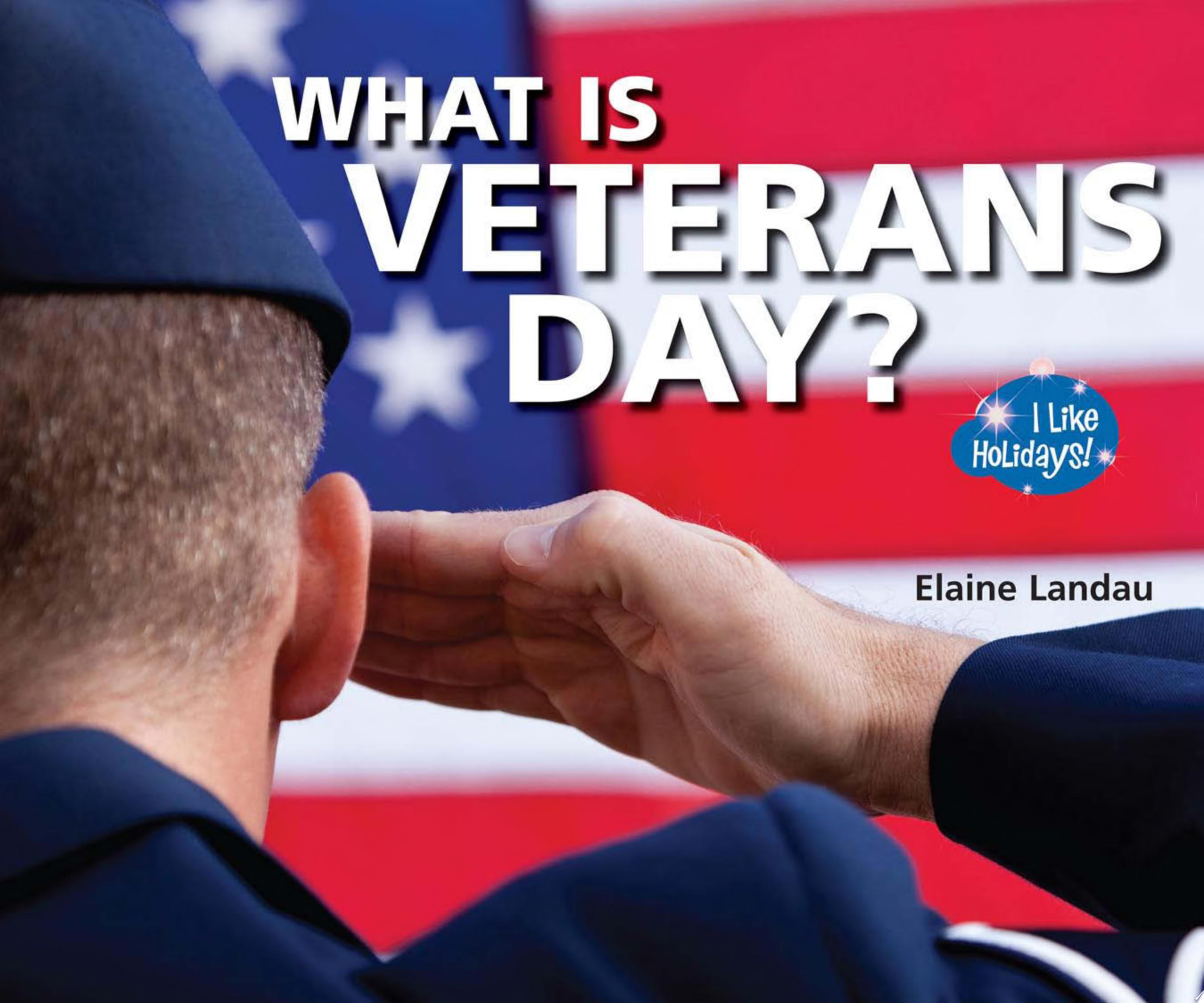 "Image for ""What Is Veterans Day?"""