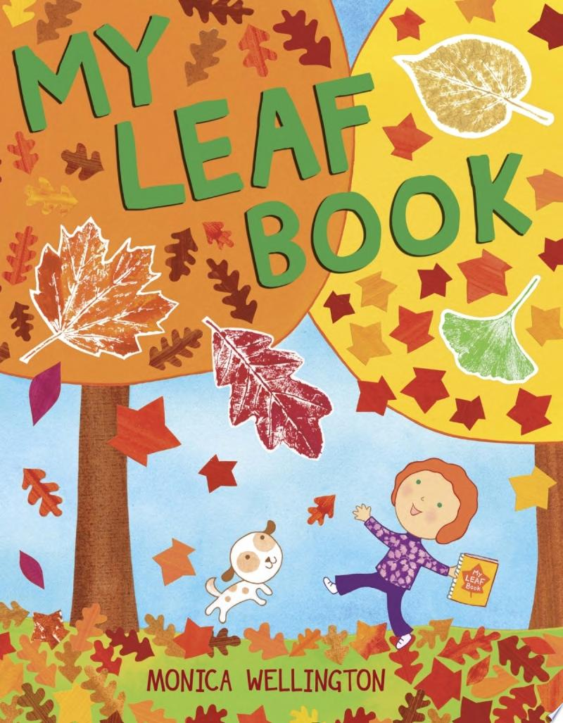 "Image for ""My Leaf Book"""