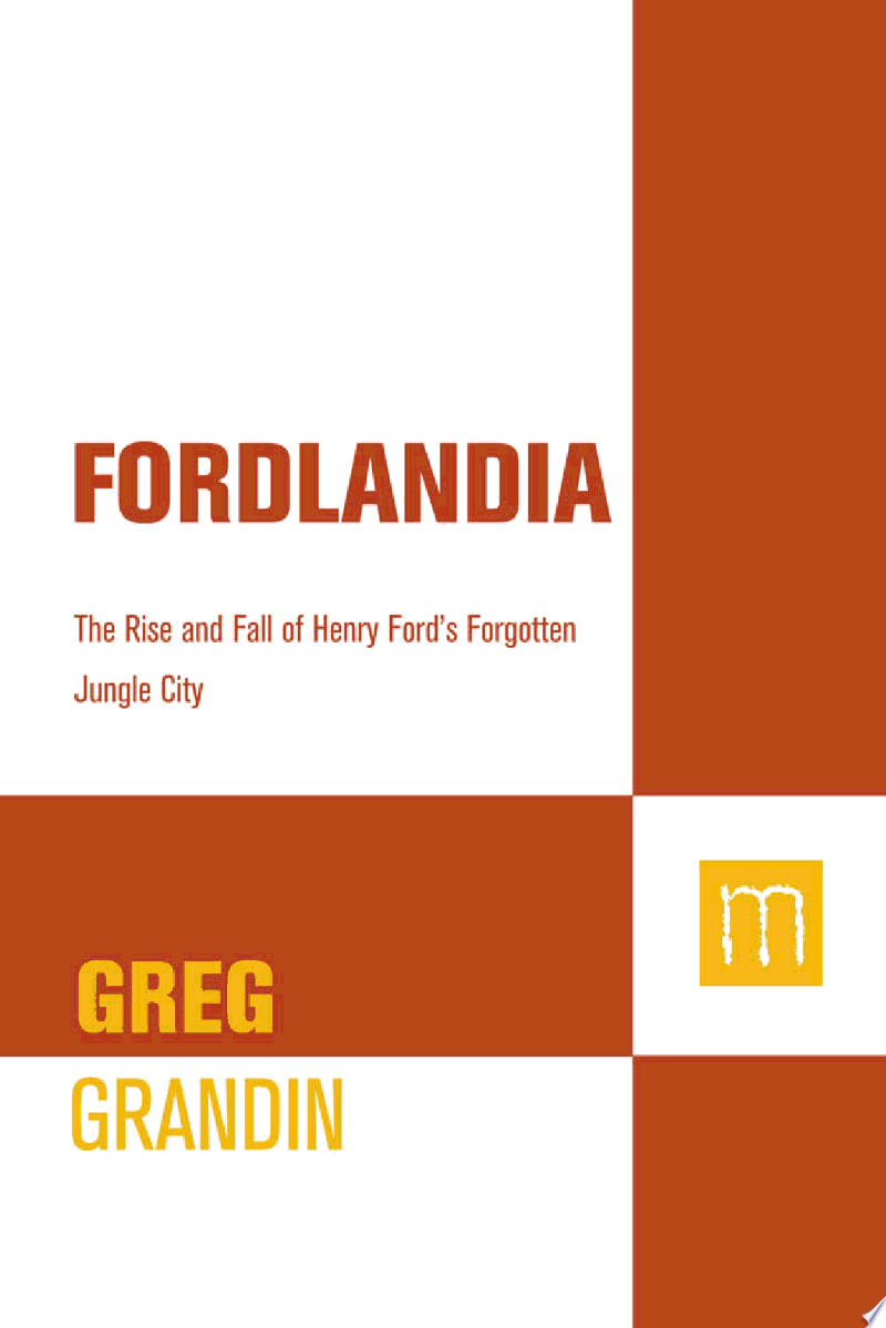 "Image for ""Fordlandia"""