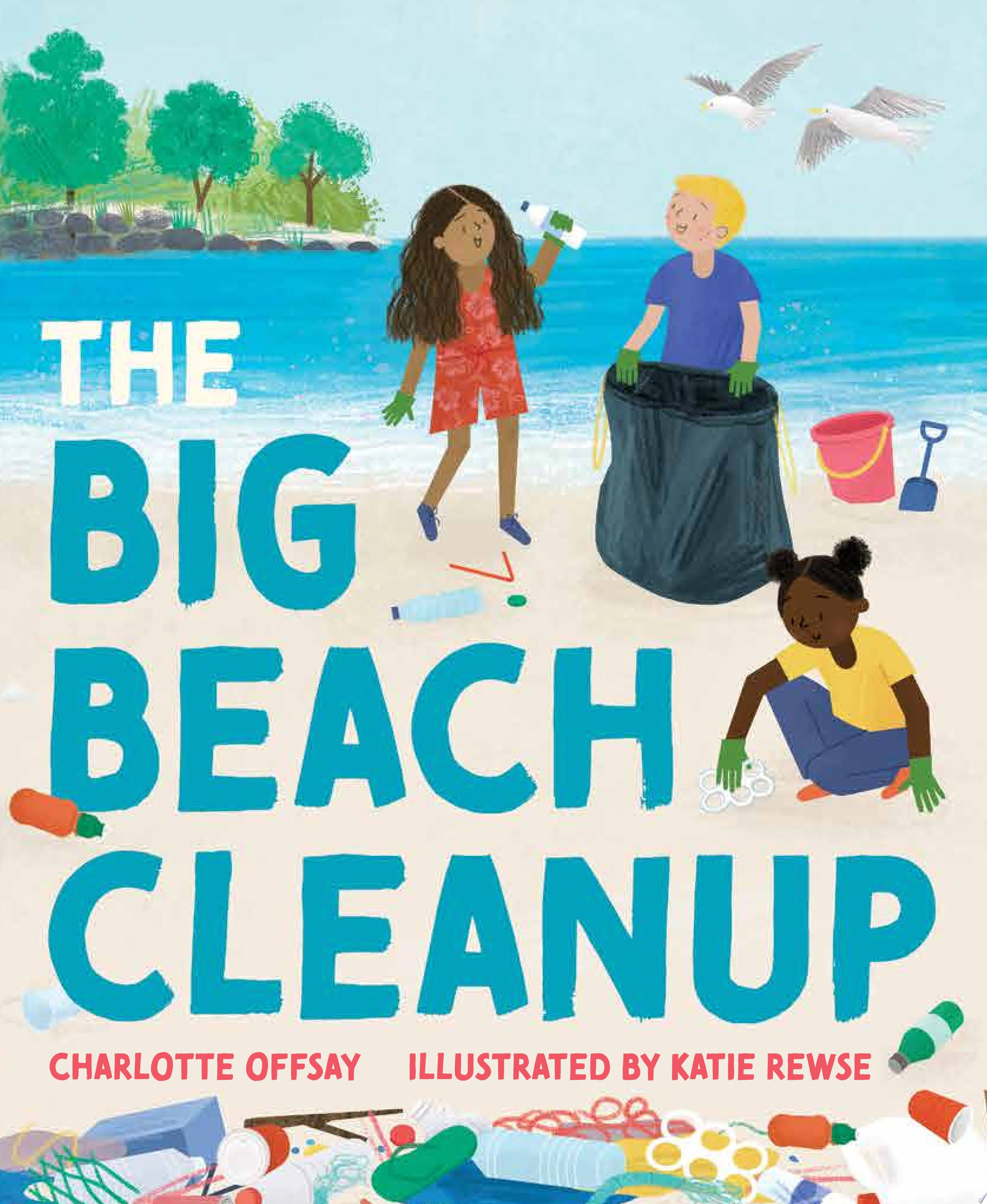 "Image for ""The Big Beach Cleanup"""
