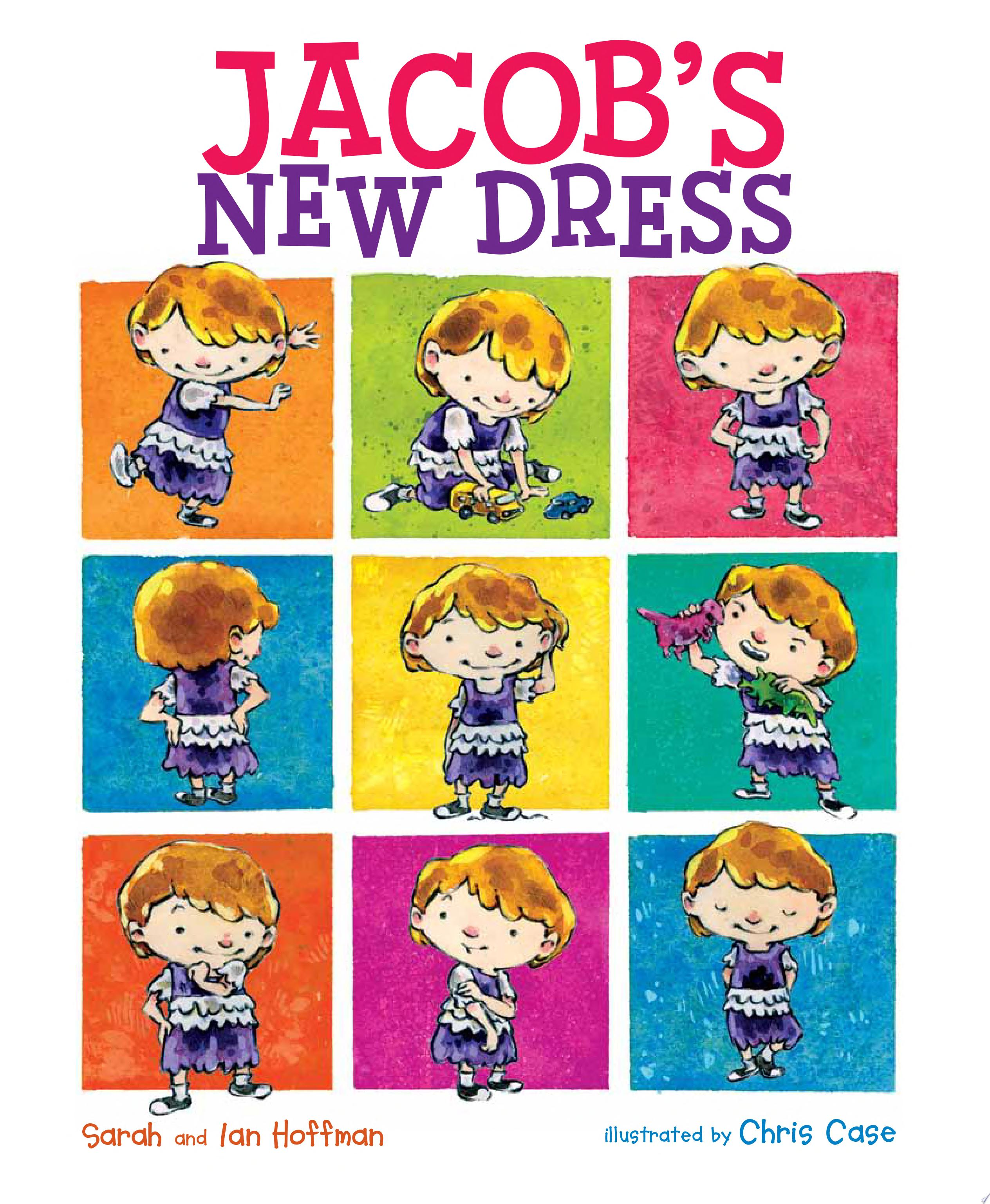 "Image for ""Jacob's New Dress"""