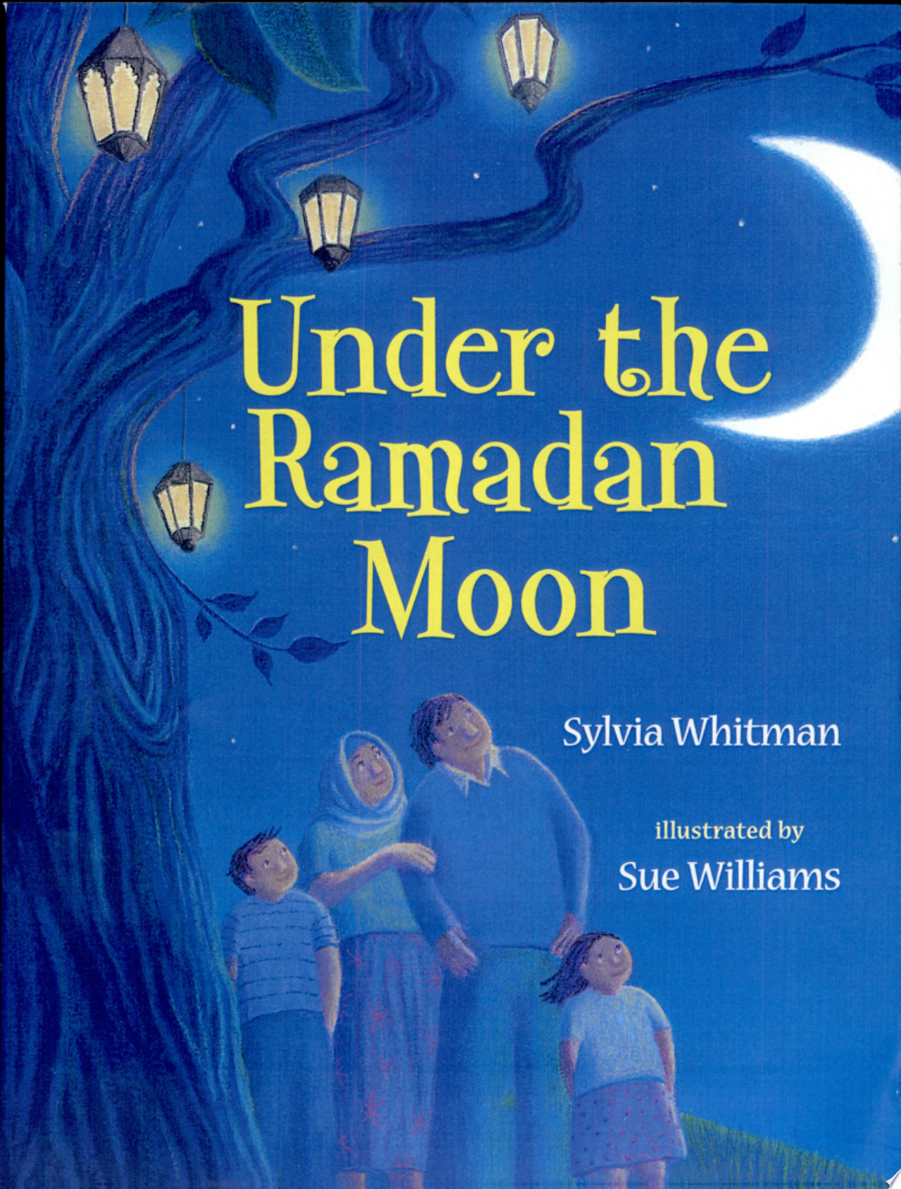 "Image for ""Under the Ramadan Moon"""