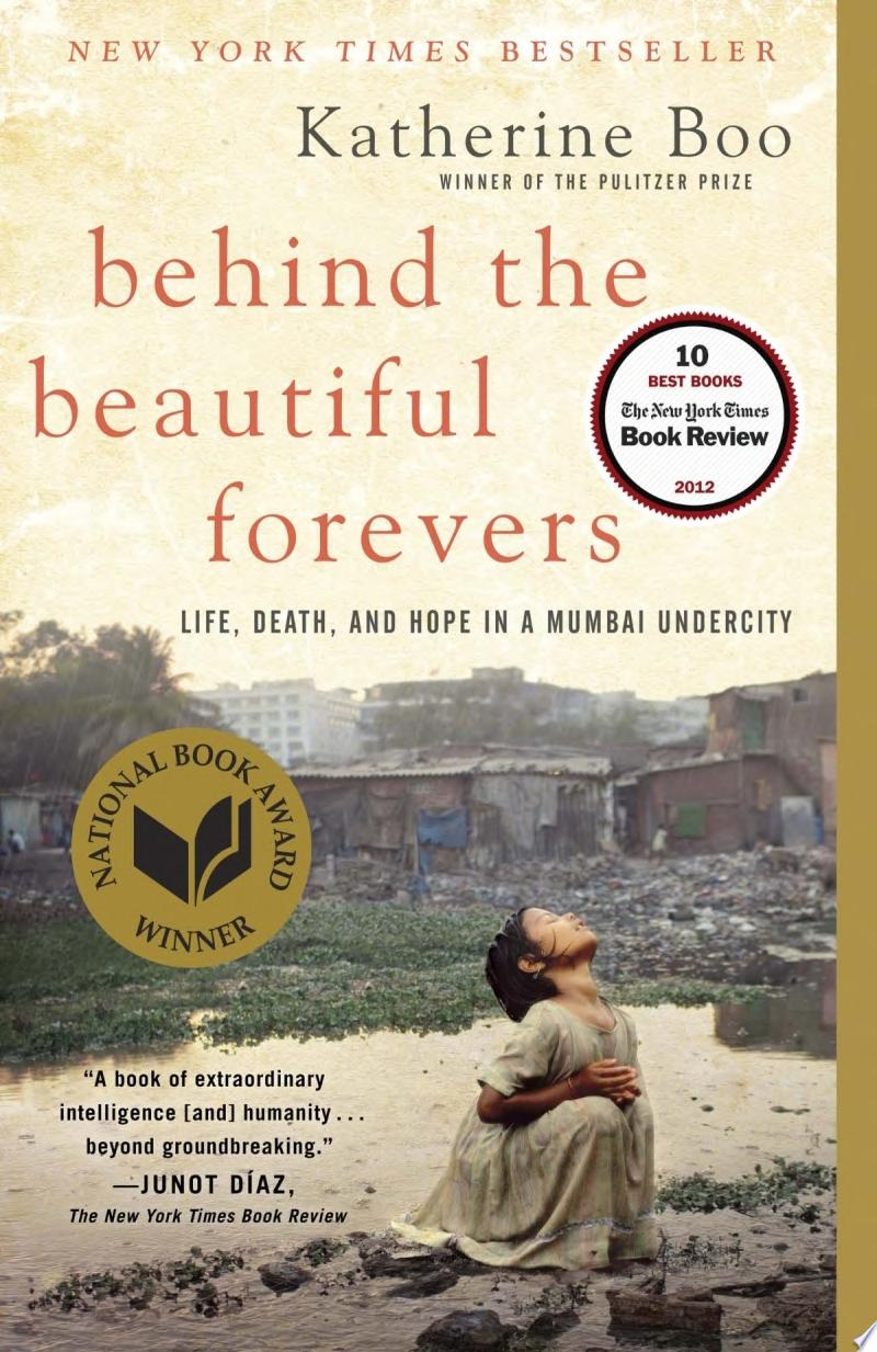 "Image for ""Behind the Beautiful Forevers"""