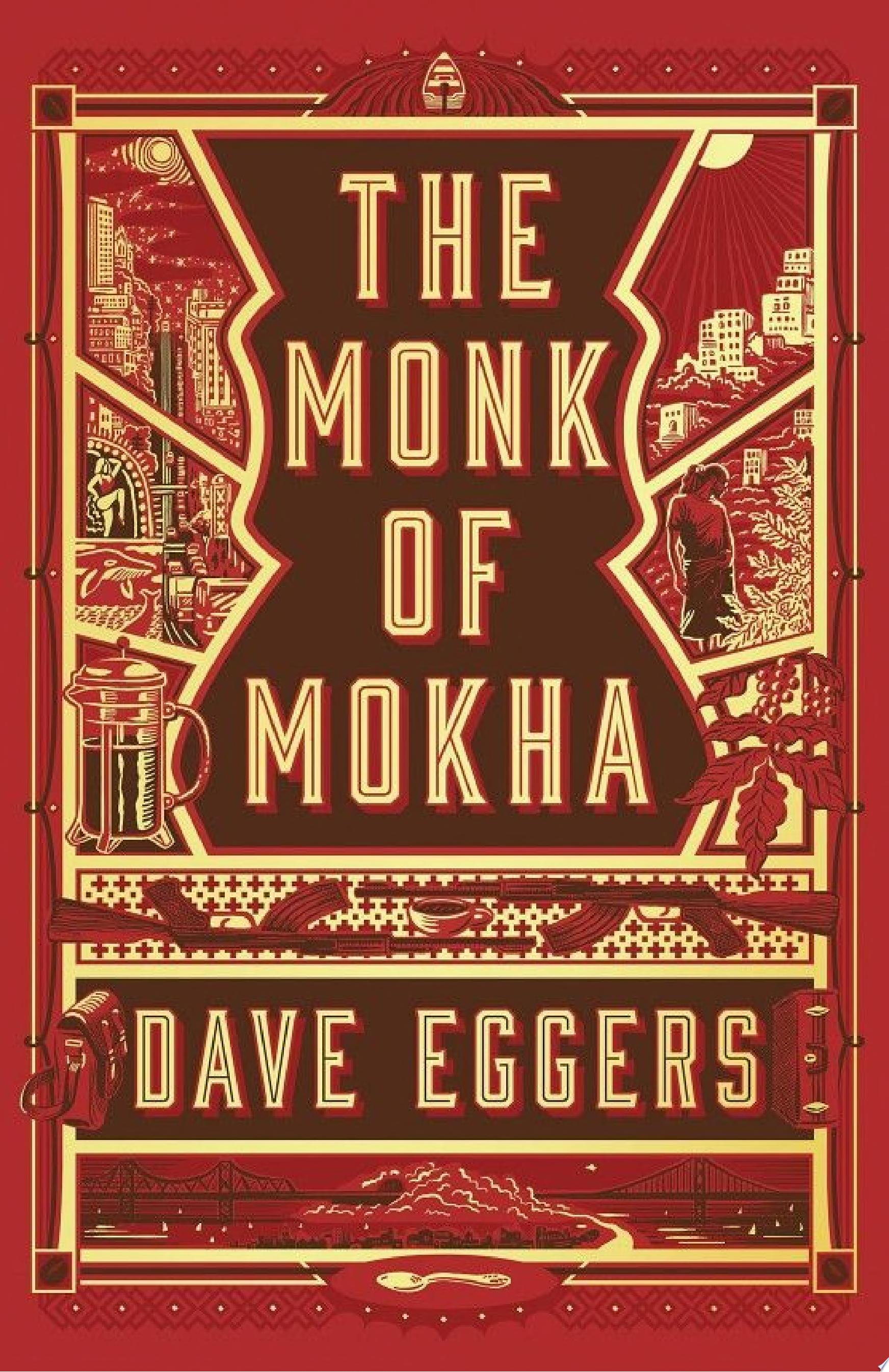 "Image for ""The Monk of Mokha"""