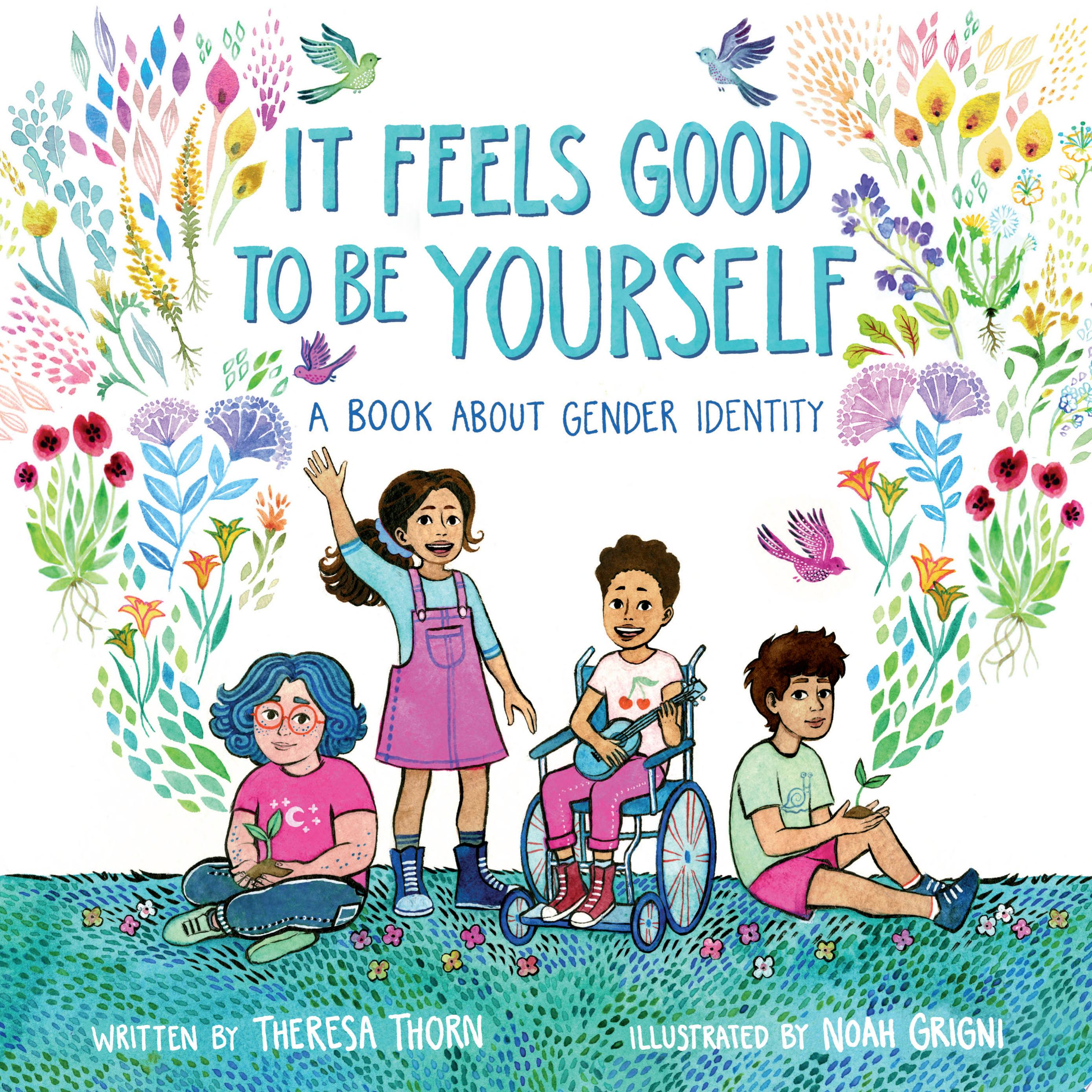 "Image for ""It Feels Good to Be Yourself"""