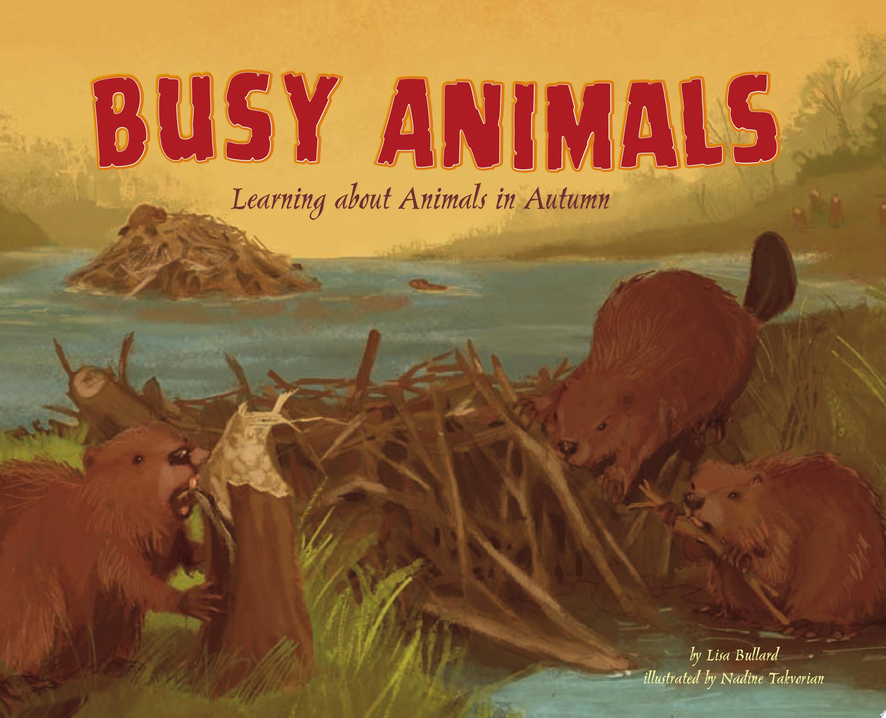 "Image for ""Busy Animals"""