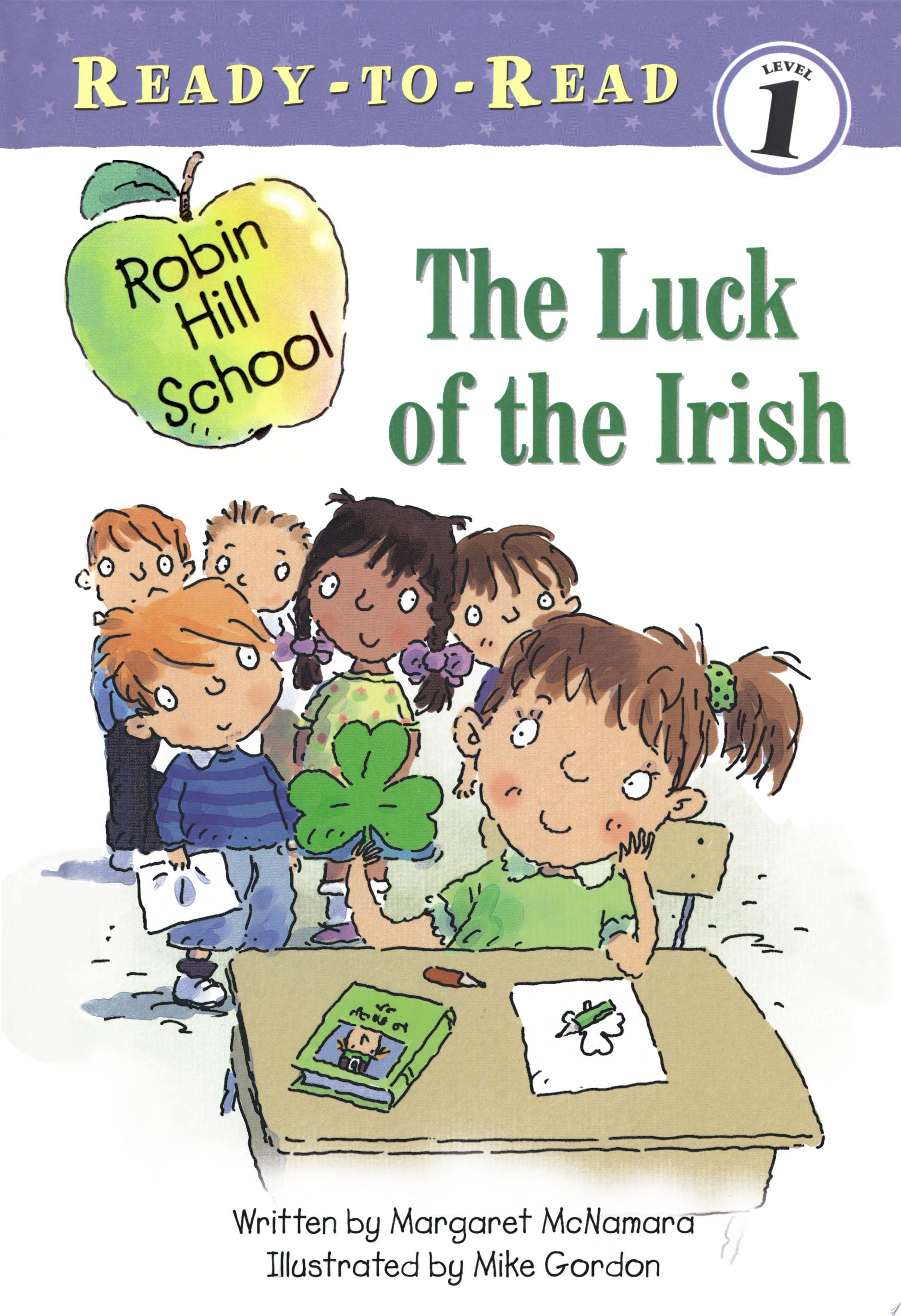 "Image for ""The Luck of the Irish"""