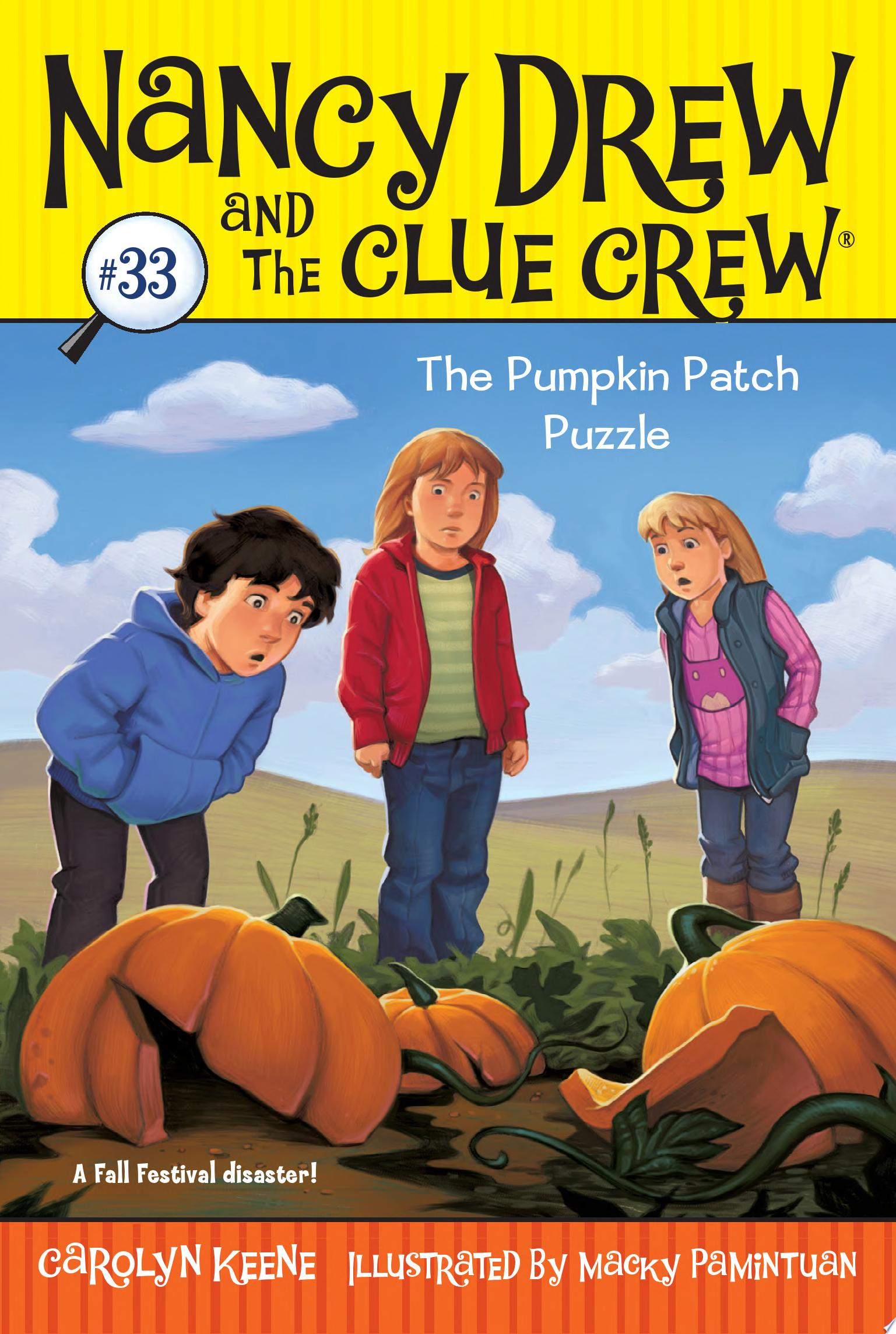 "Image for ""The Pumpkin Patch Puzzle"""