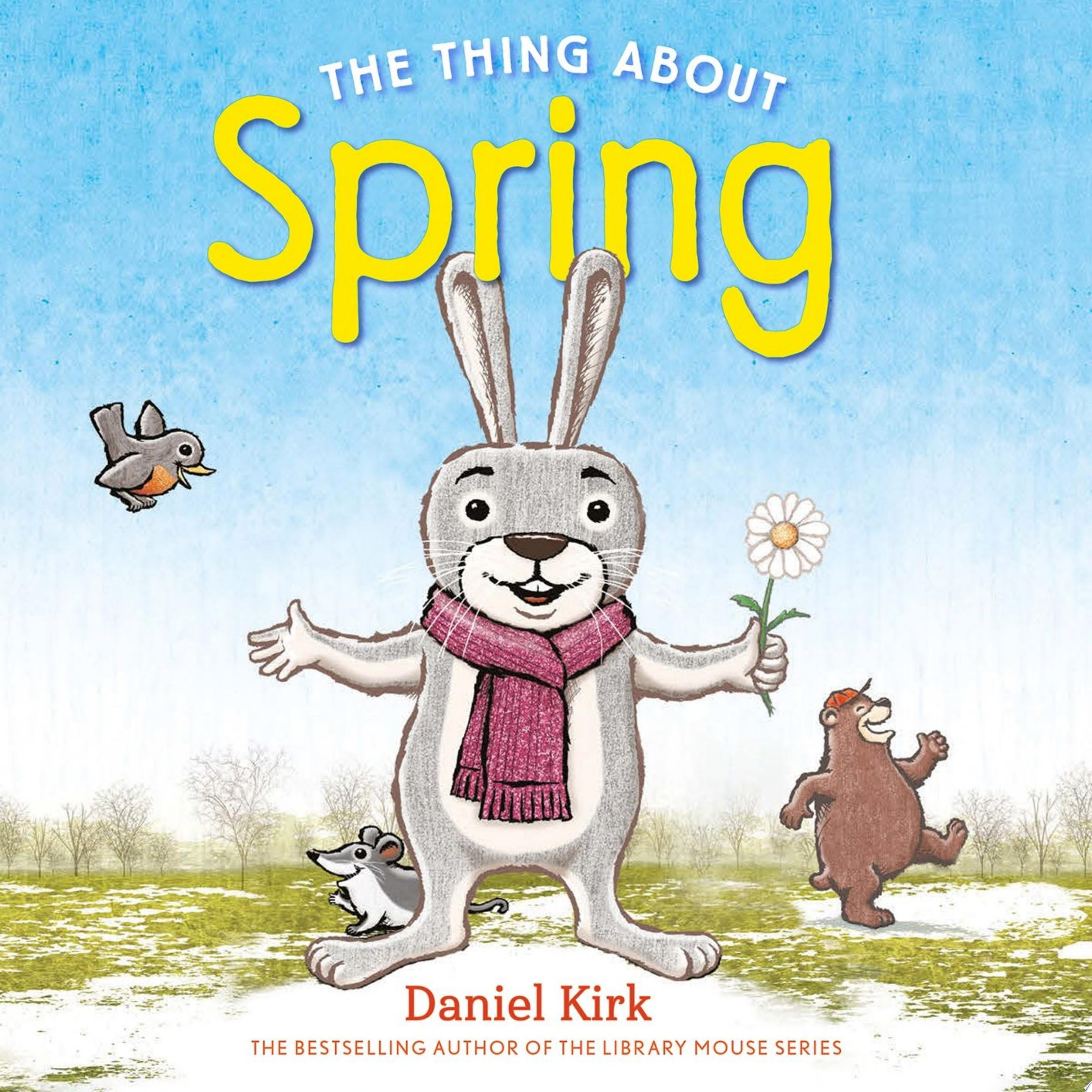 "Image for ""The Thing About Spring"""