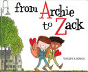 "Image for ""From Archie to Zack"""