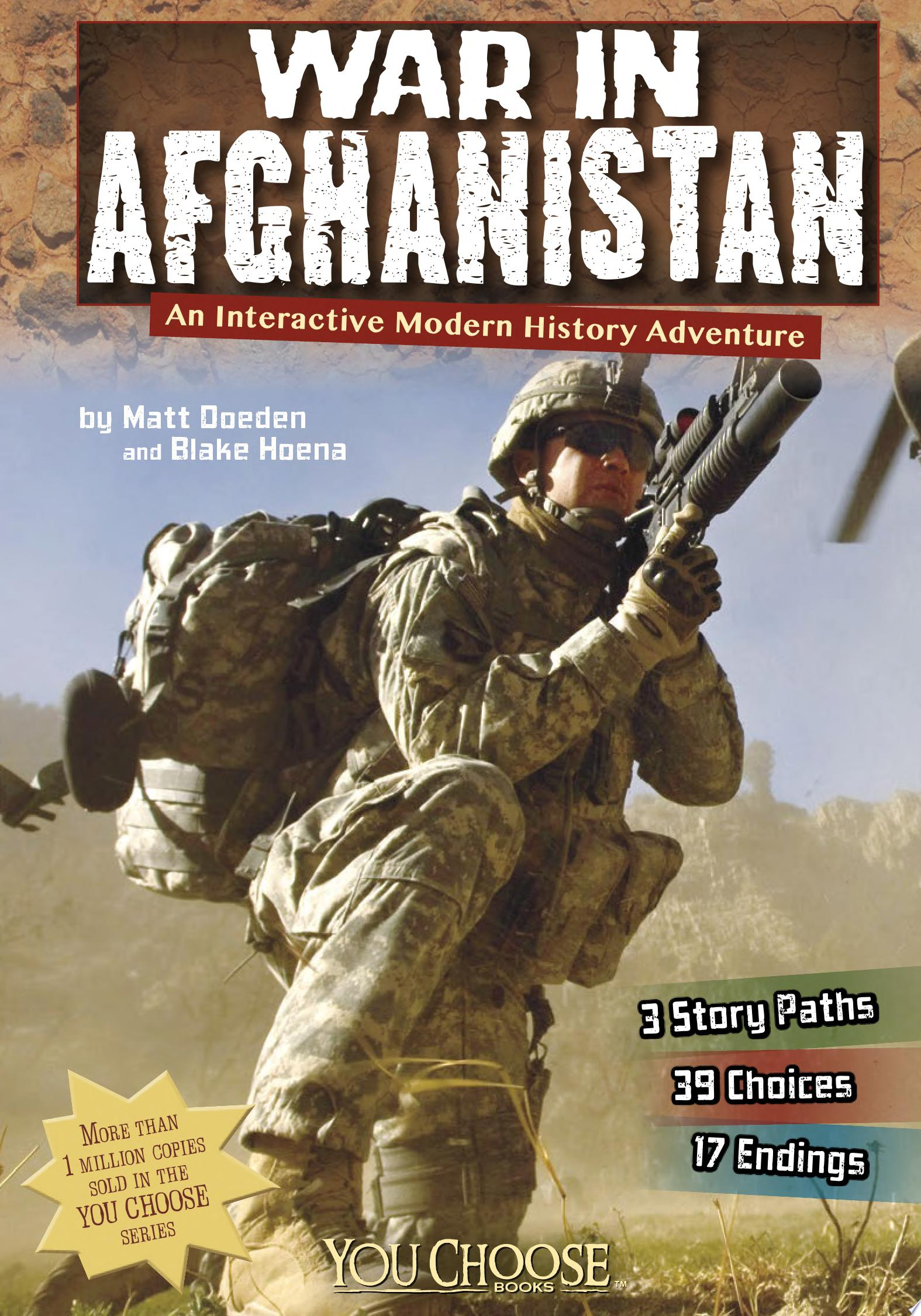 "Image for ""War in Afghanistan"""