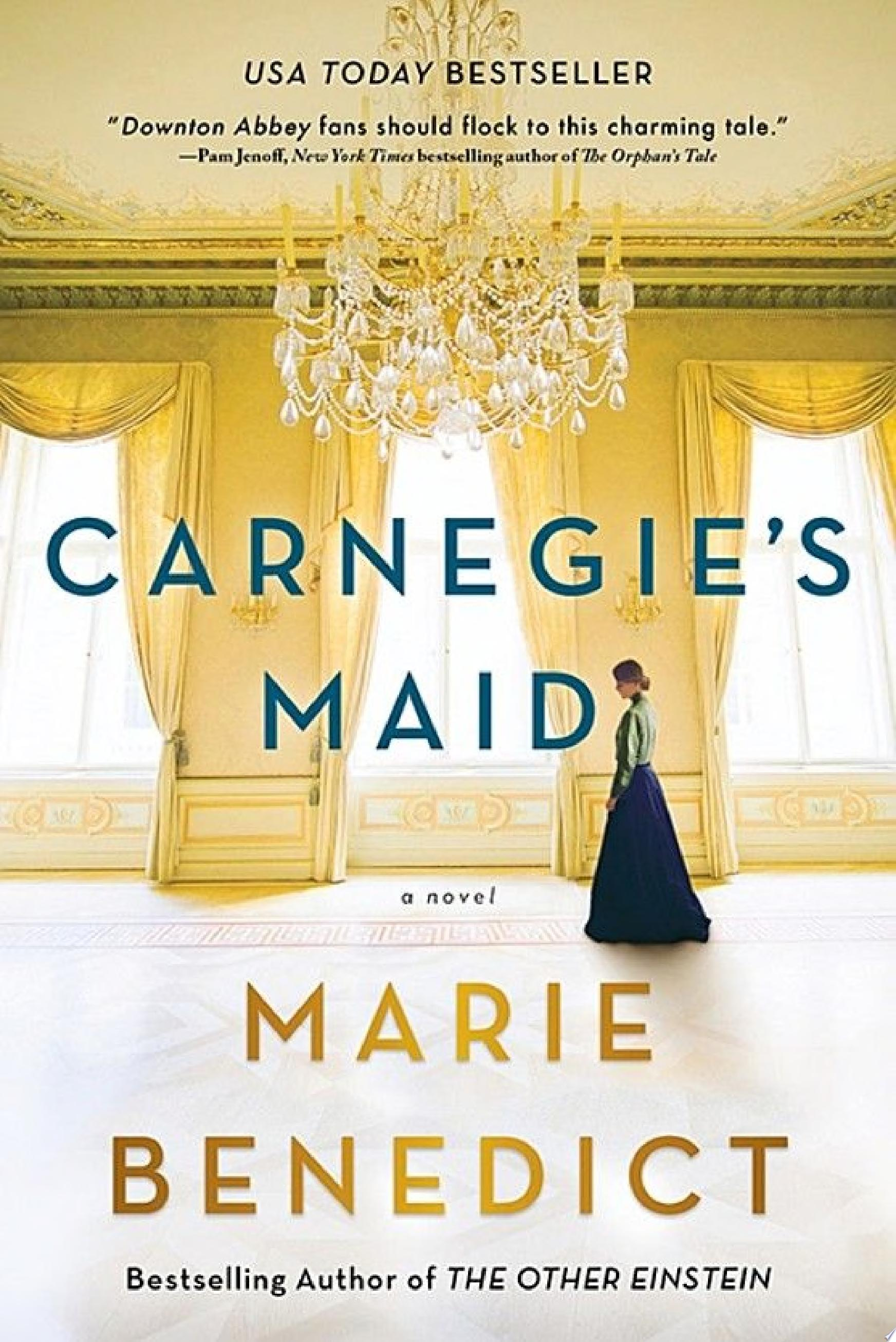 "Image for ""Carnegie's Maid"""