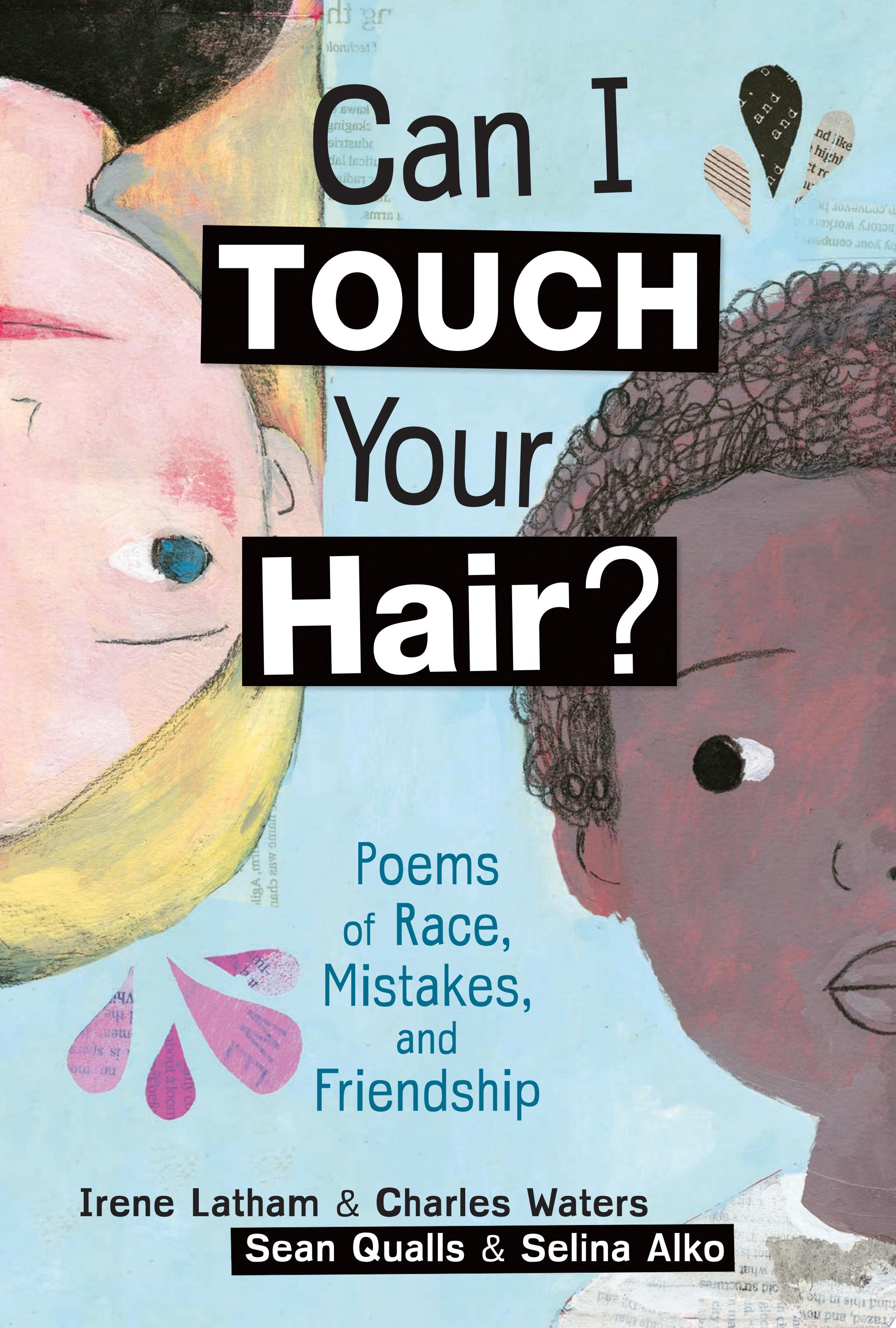 "Image for ""Can I Touch Your Hair?"""