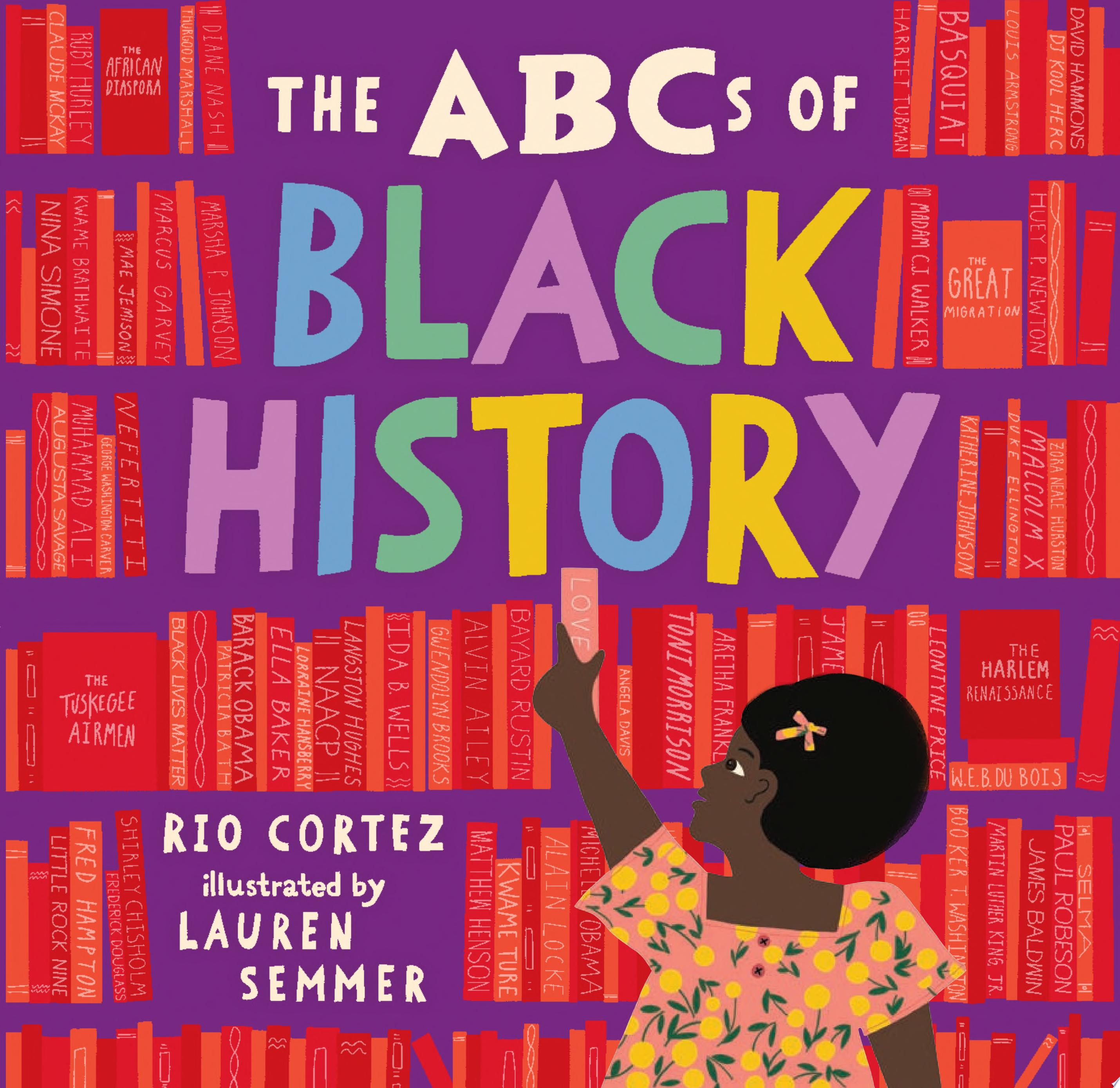 "Image for ""The ABCs of Black History"""