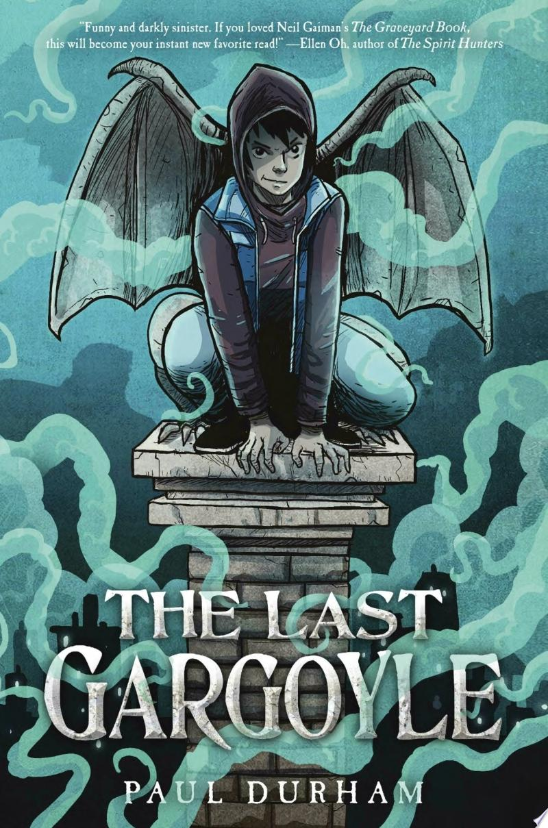 "Image for ""The Last Gargoyle"""