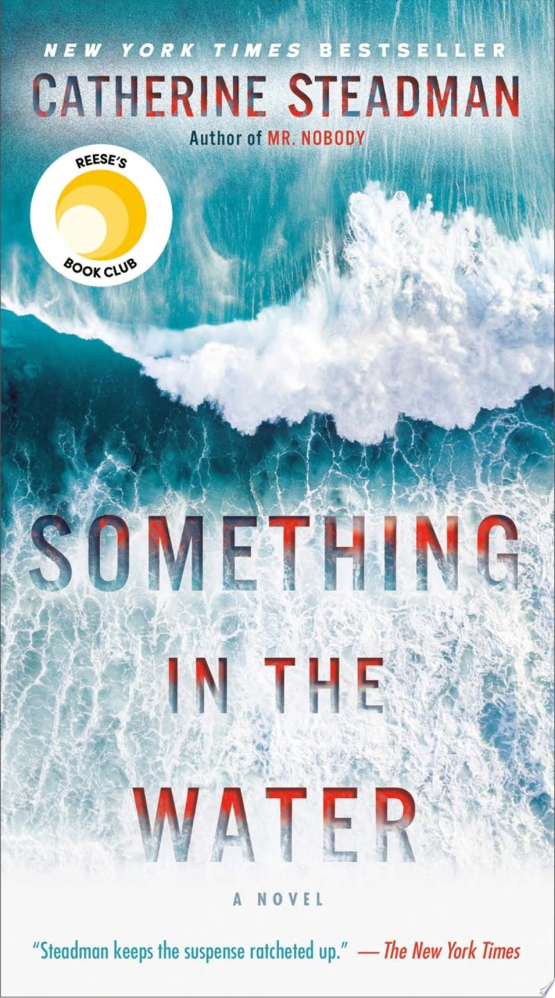 "Image for ""Something in the Water"""