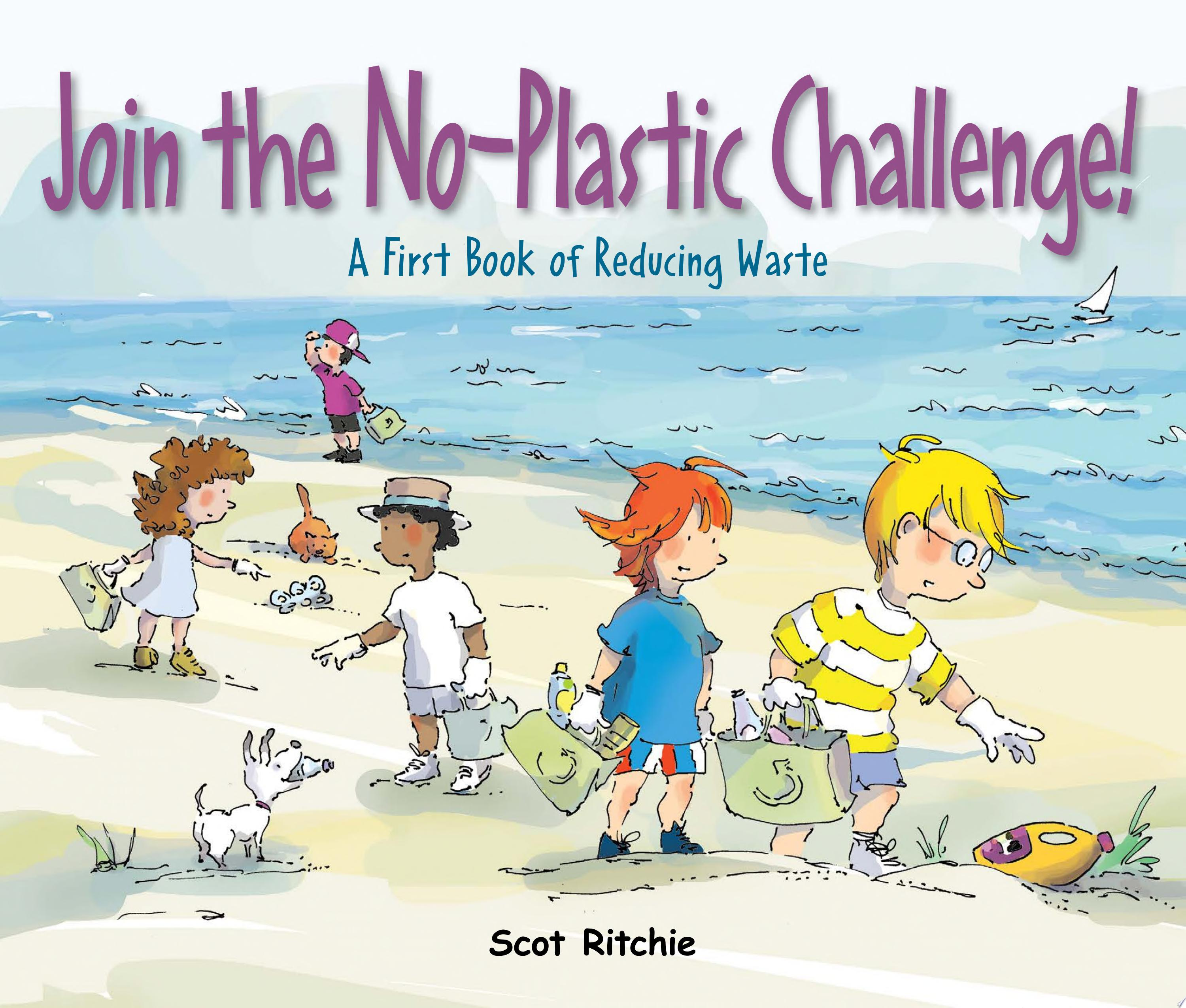 "Image for ""Join the No-Plastic Challenge!"""