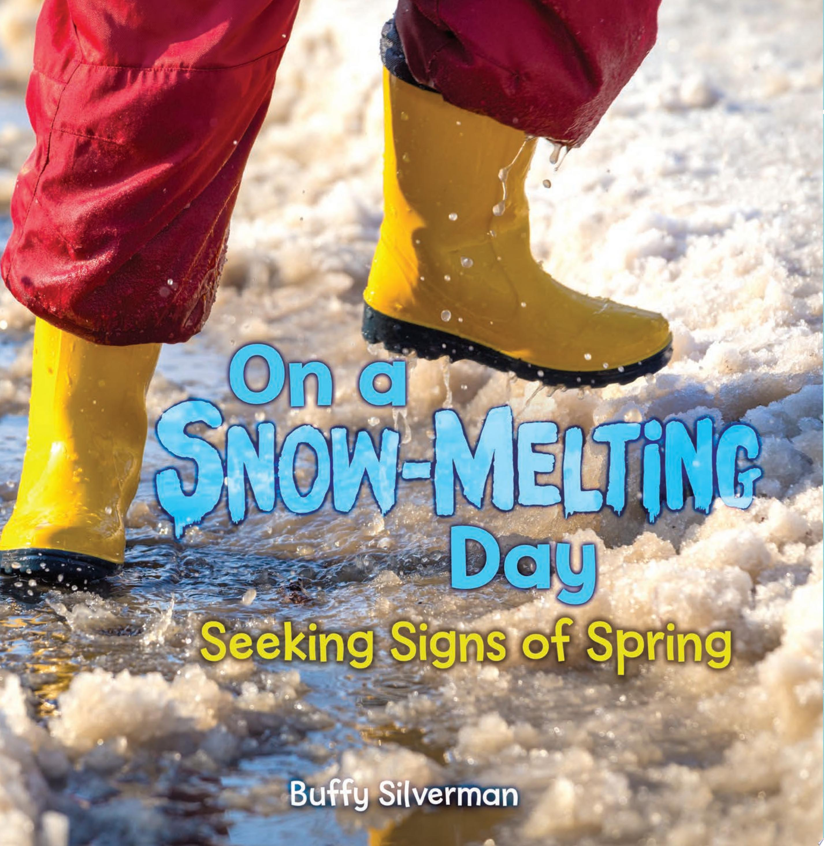 "Image for ""On a Snow-melting Day"""
