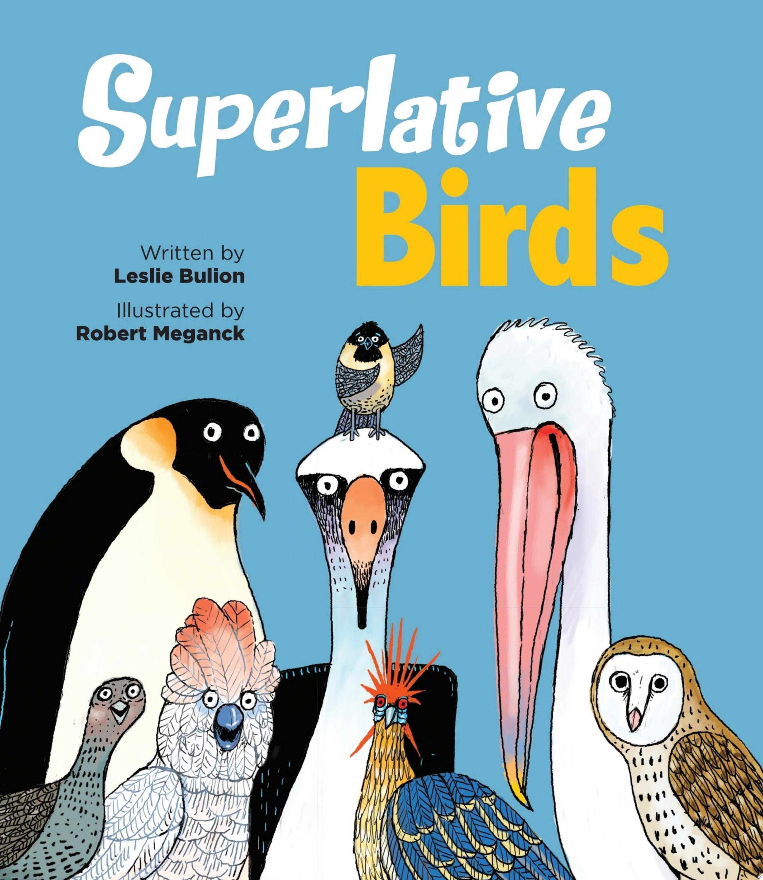 "Image for ""Superlative Birds"""