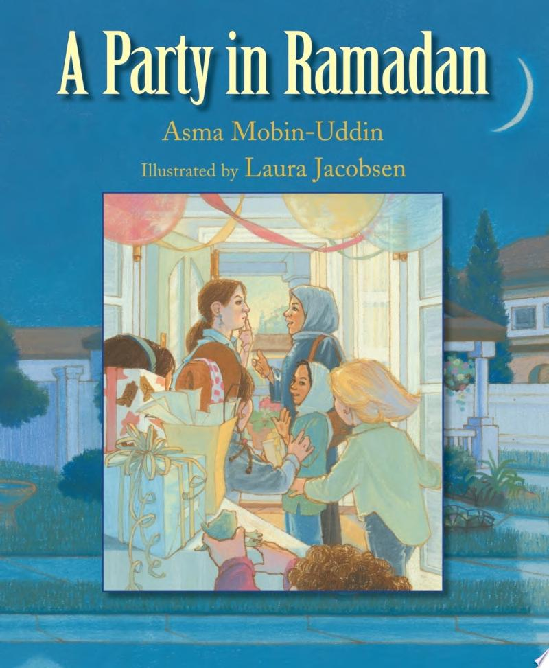 "Image for ""A Party in Ramadan"""