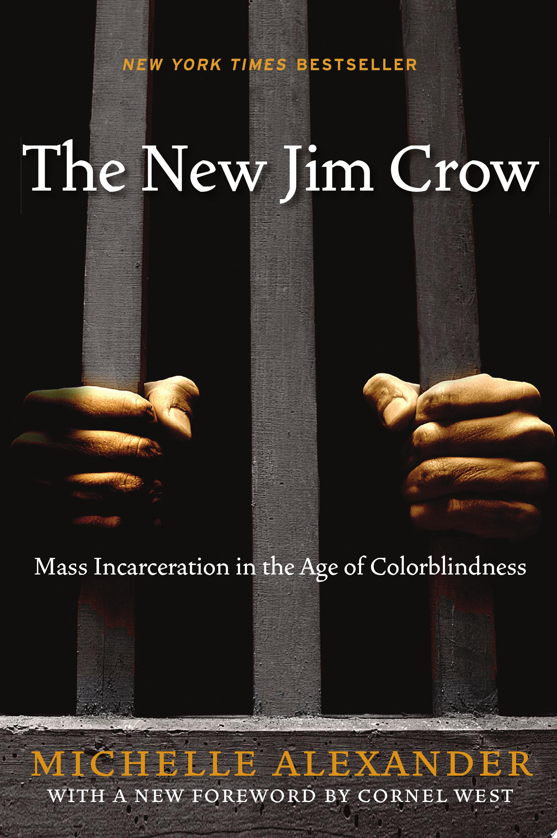 "Image for ""The New Jim Crow"""