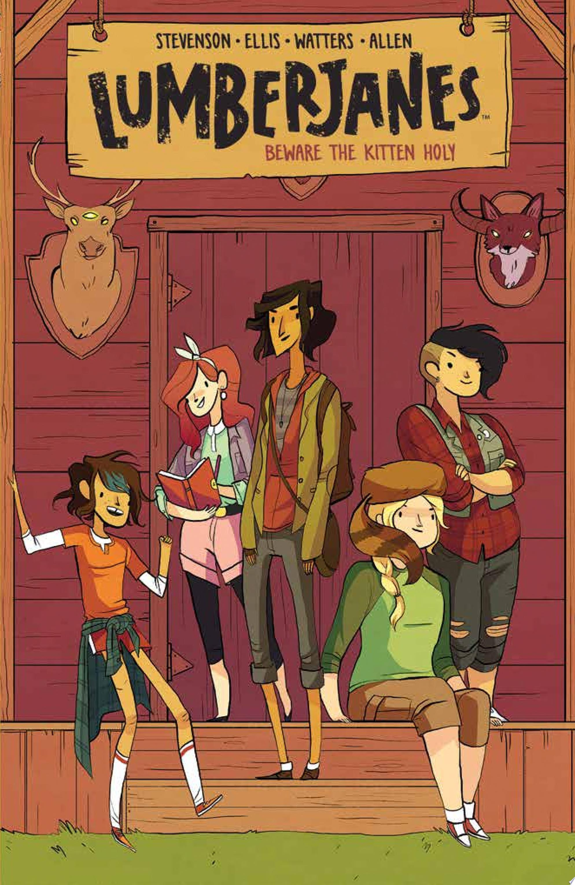 "Image for ""Lumberjanes Vol. 1"""